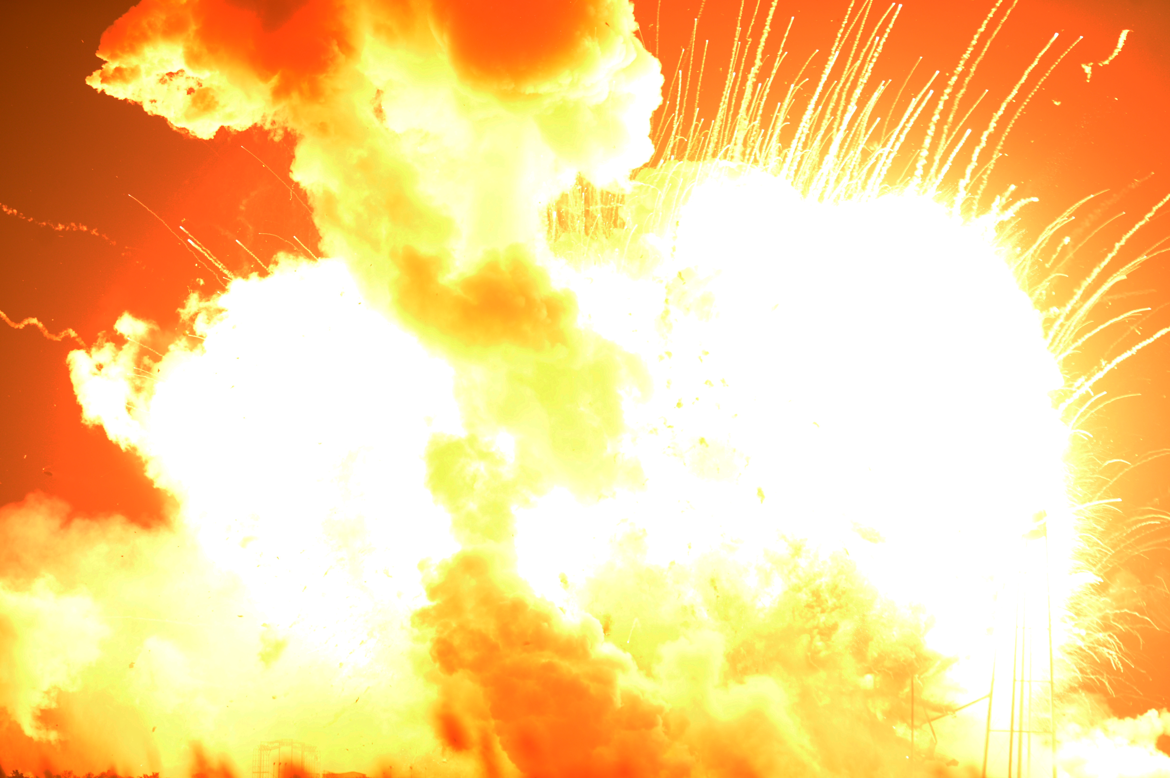 Antares Explosion: What it Means | Time