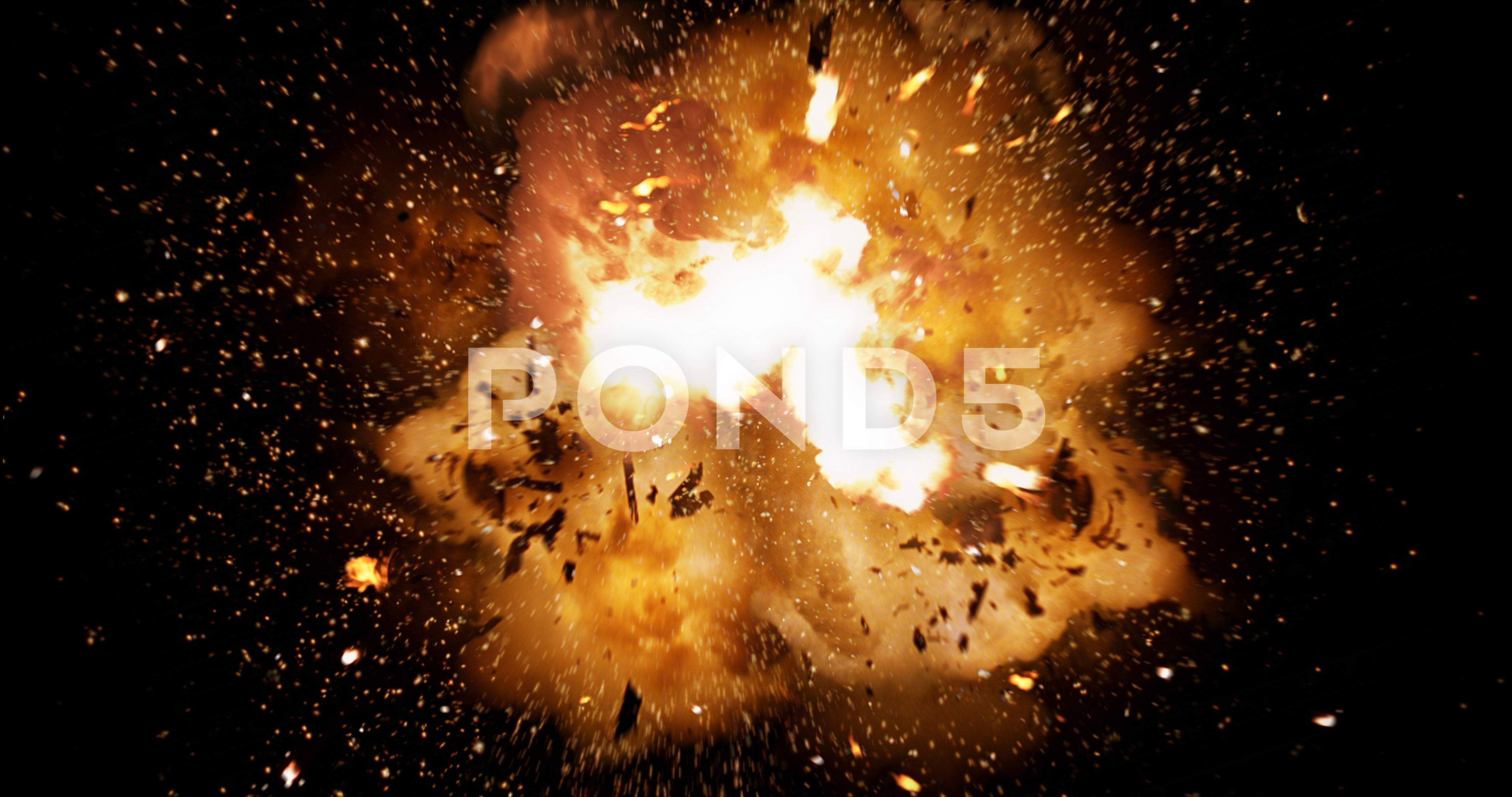 Explosion Stock Footage ~ Royalty Free Stock Videos | Pond5
