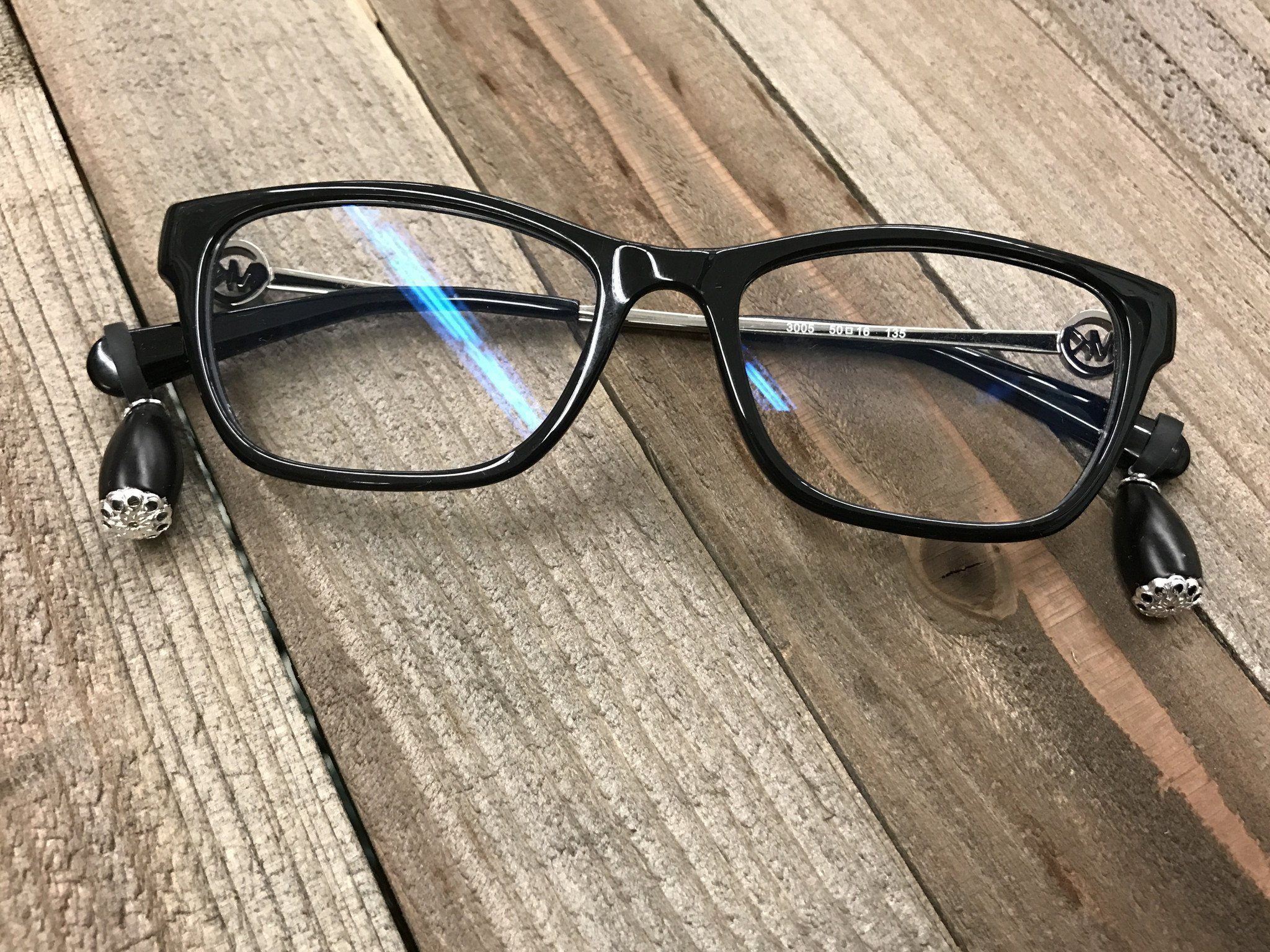 Eyeglasses Accessories, Retainers, Jewelry Prevents Glasses Slipping ...