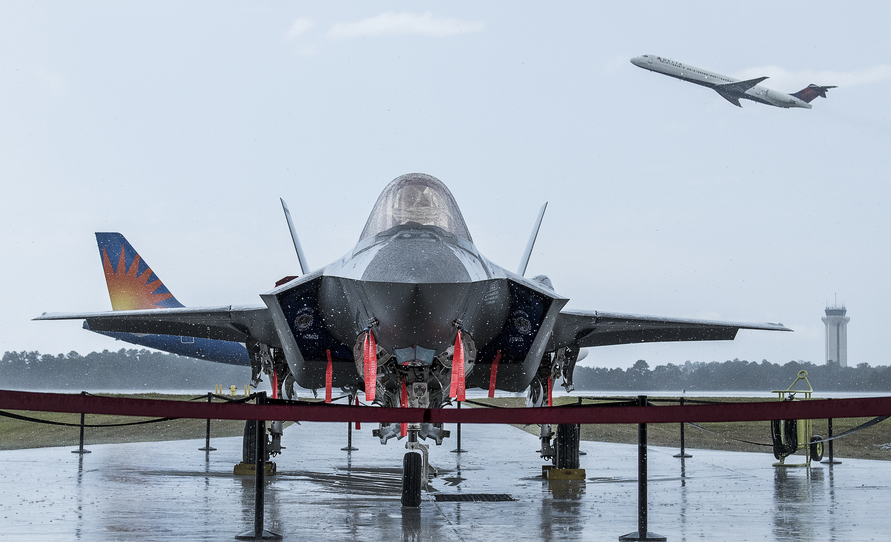 F-35a lightning ii stealth fighter photo