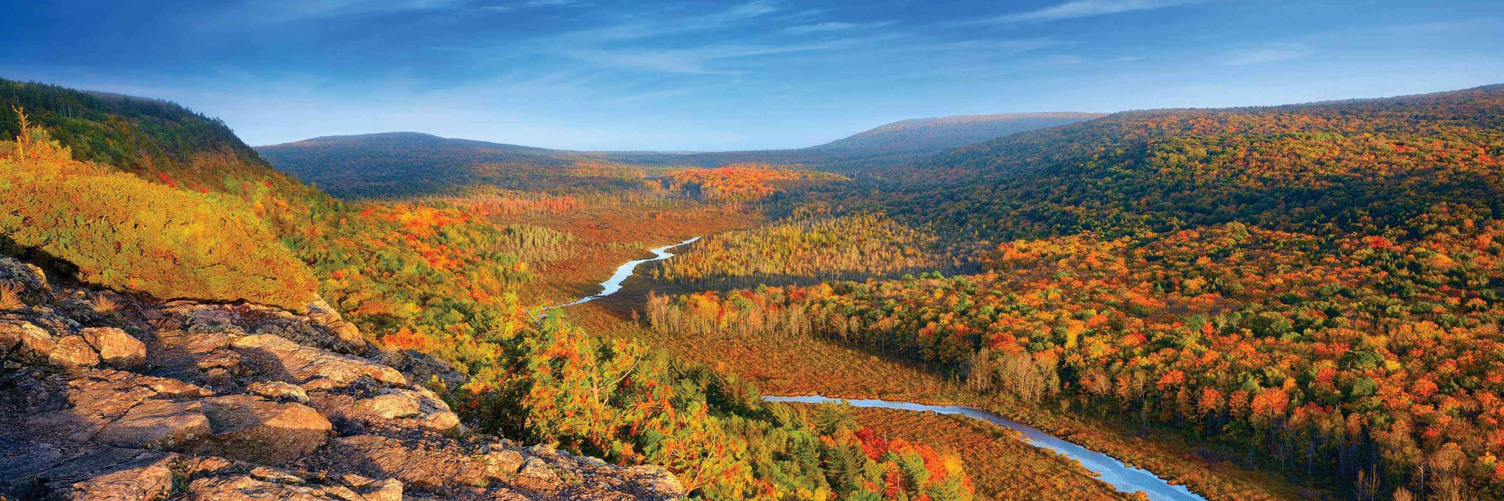 Fall: Take the Scenic Route | Michigan