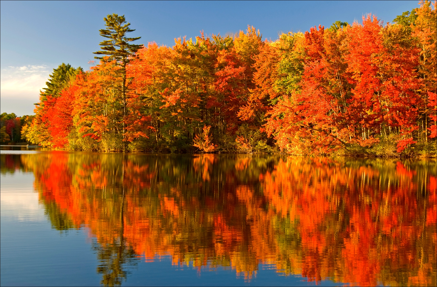 10 places to capture amazing fall colours across the country