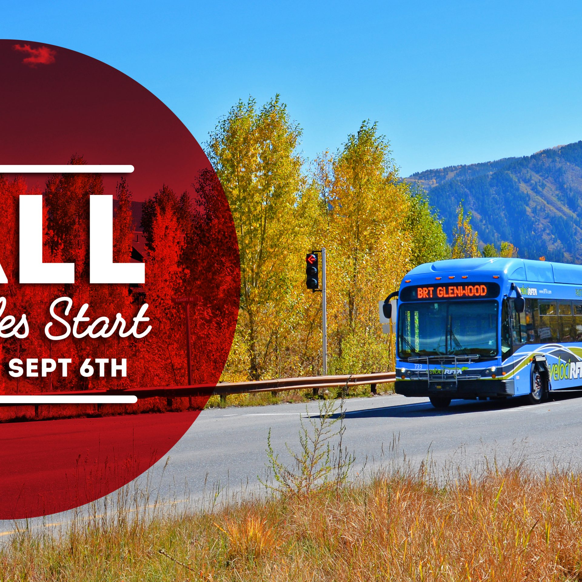 RFTA Fall Season Schedules Start Tuesday, Sept. 6th - Roaring Fork ...