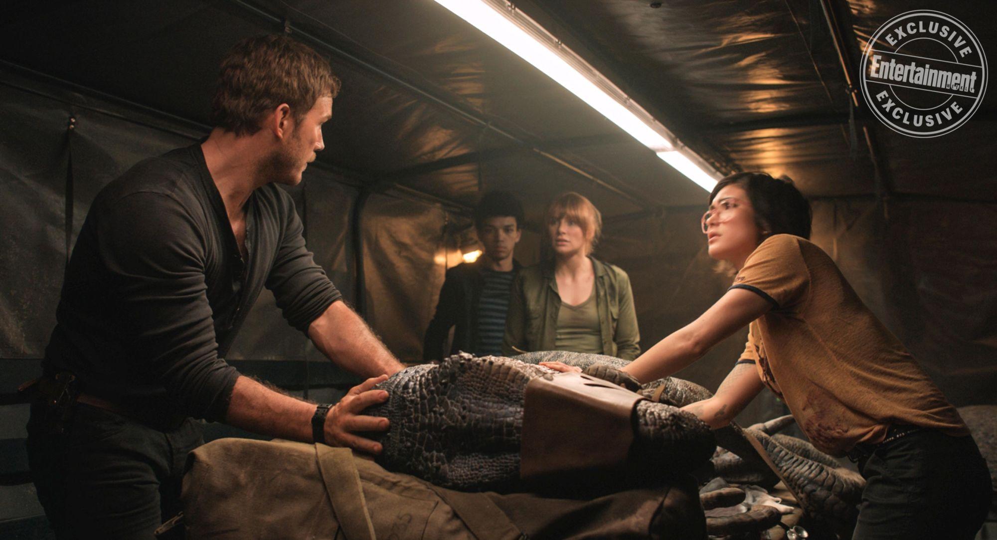 Jurassic World: Fallen Kingdom Opens to a $146M Overseas Box Office ...