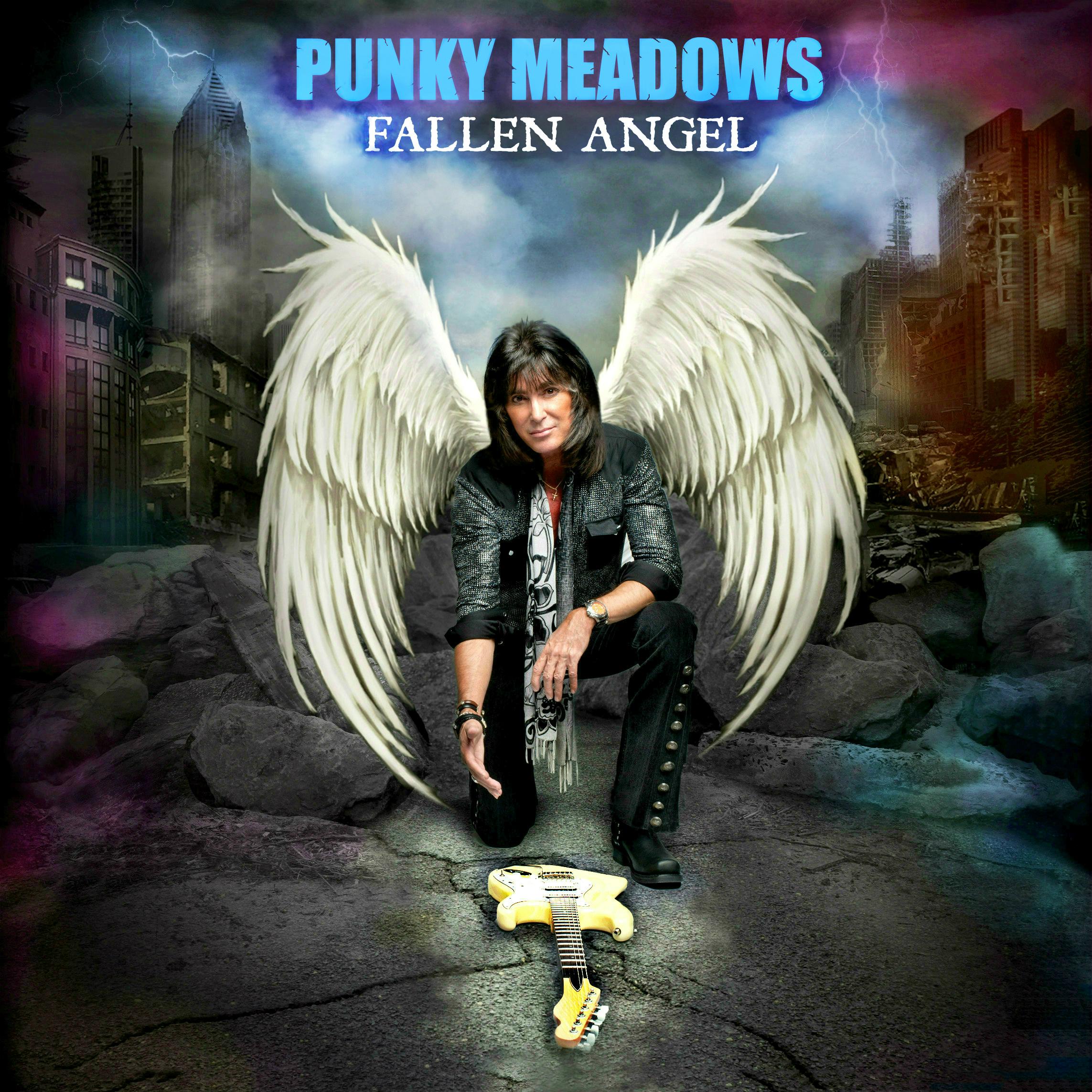 Punky Meadows - Fallen Angel - Main Man Records