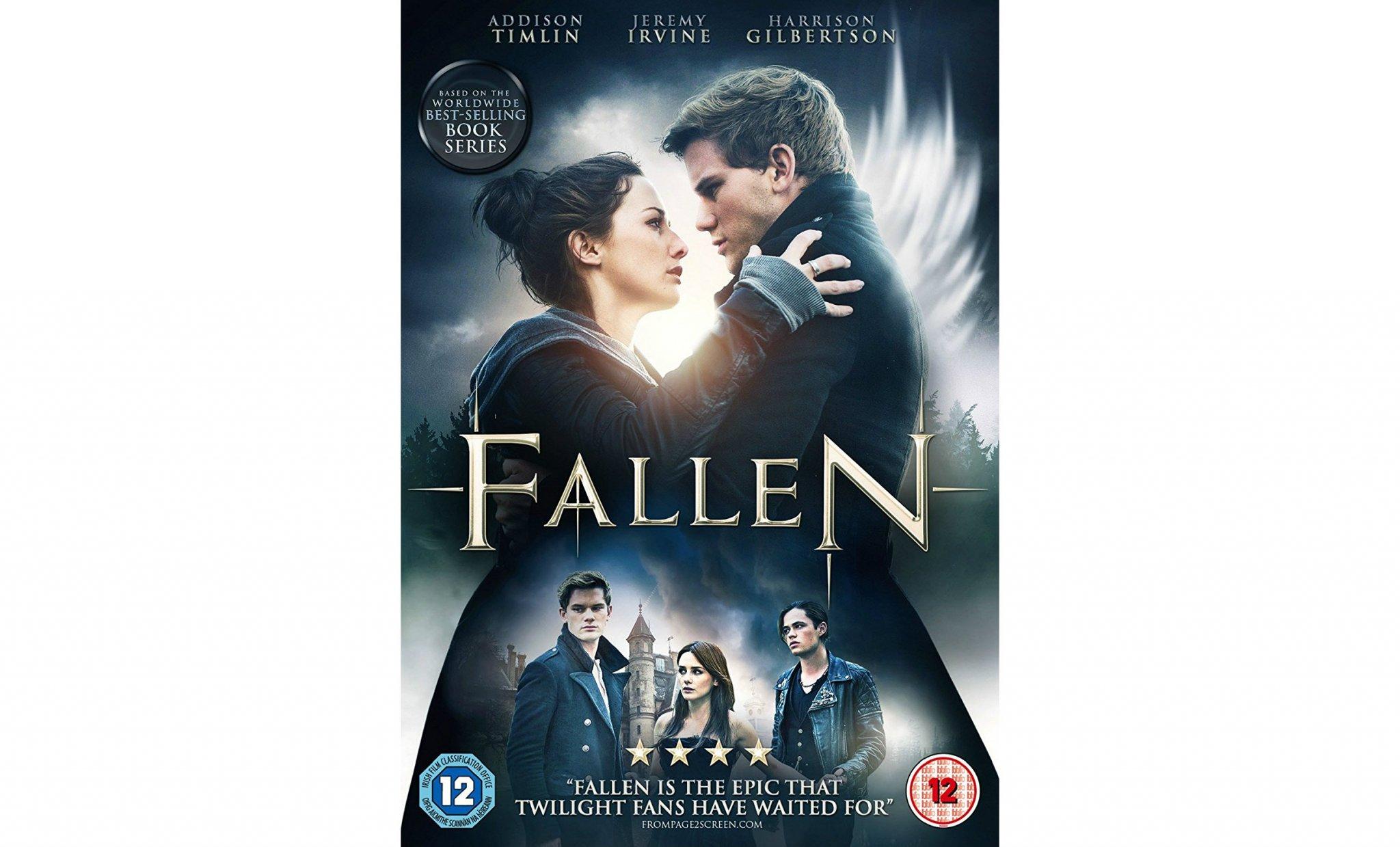 Win Fallen on DVD - HeyUGuys