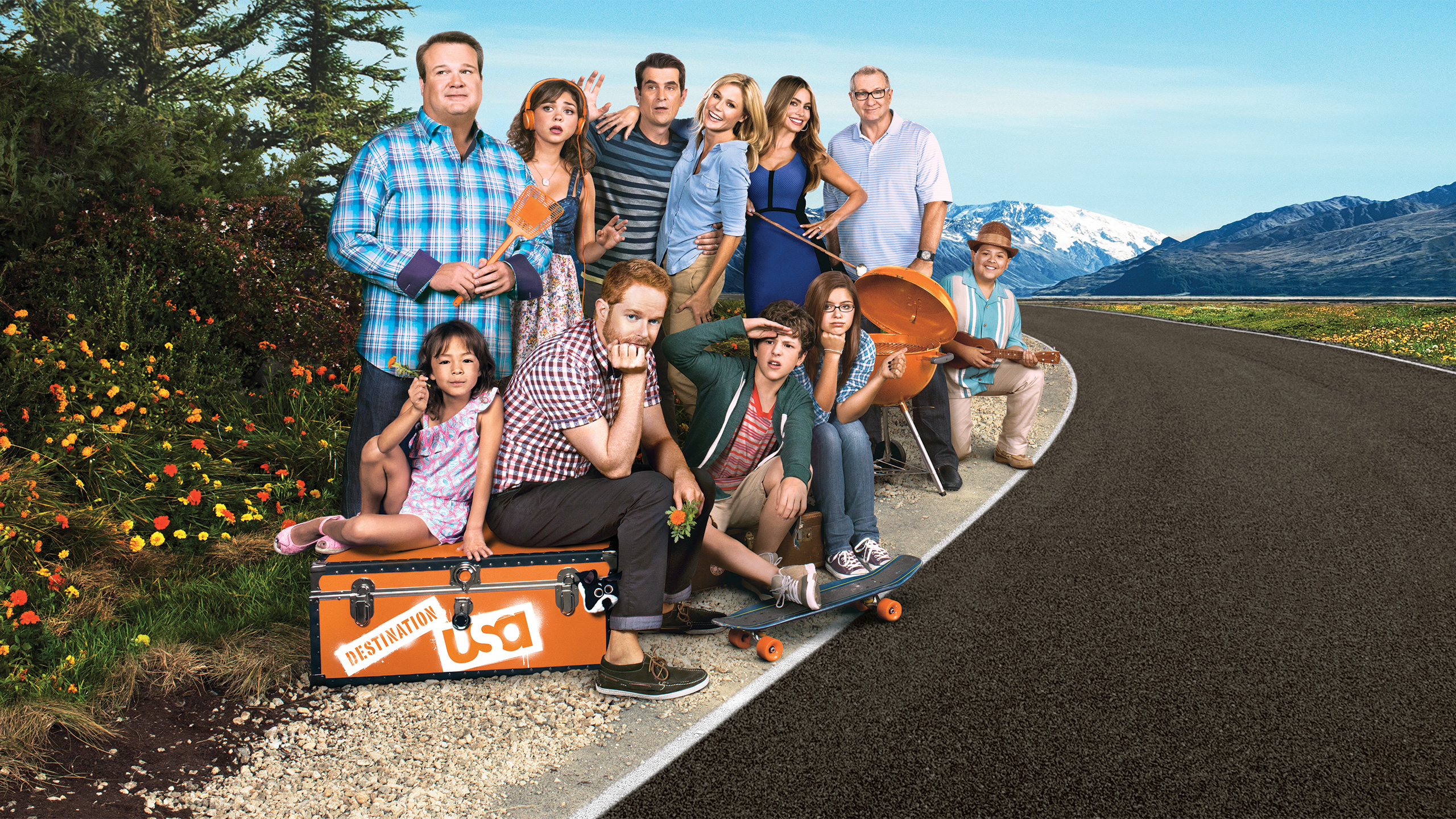 Modern Family - Watch Episodes on USA Network