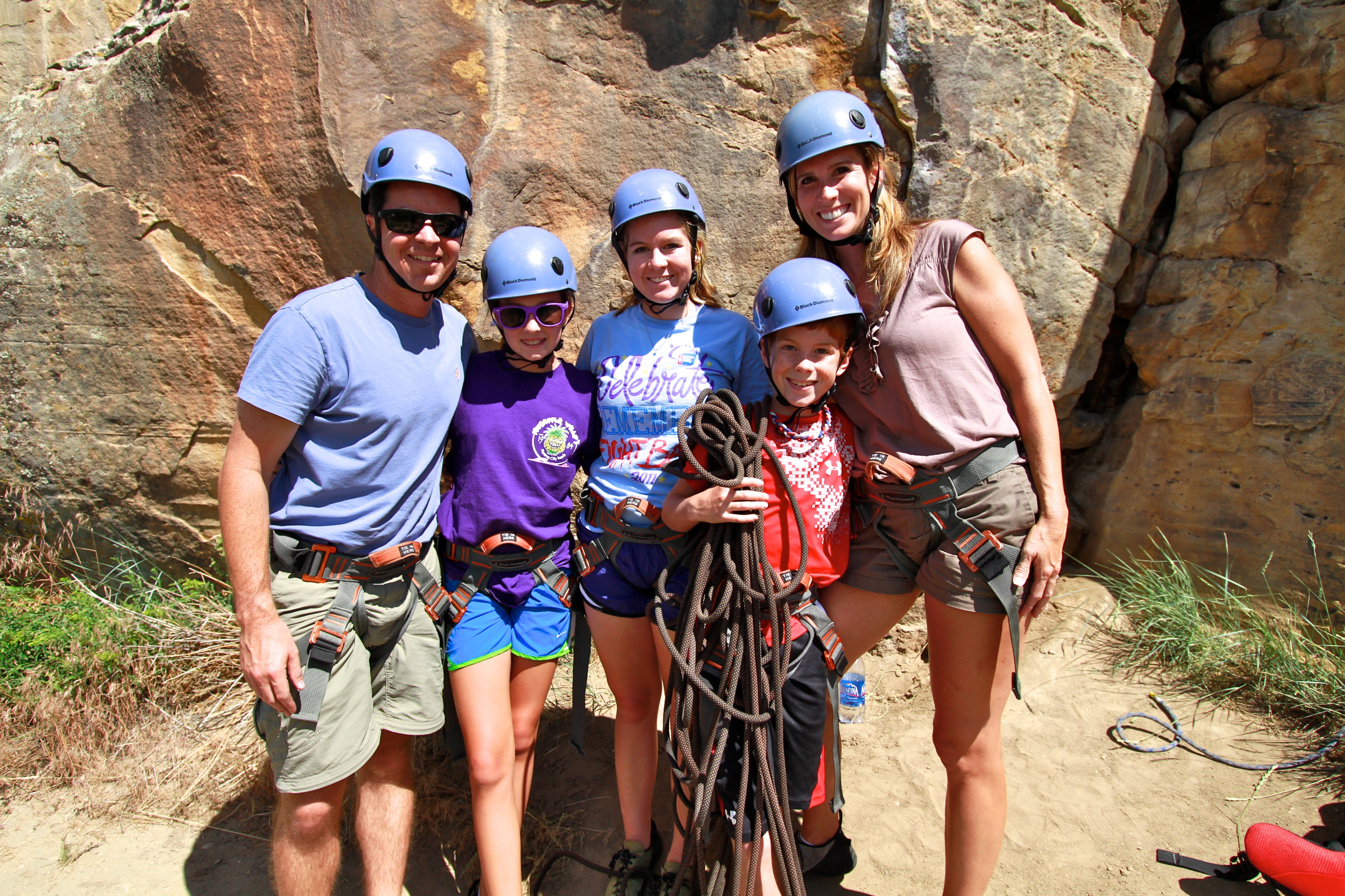 Mother's Day Rock Climbing Retreat - Apex Mountain School