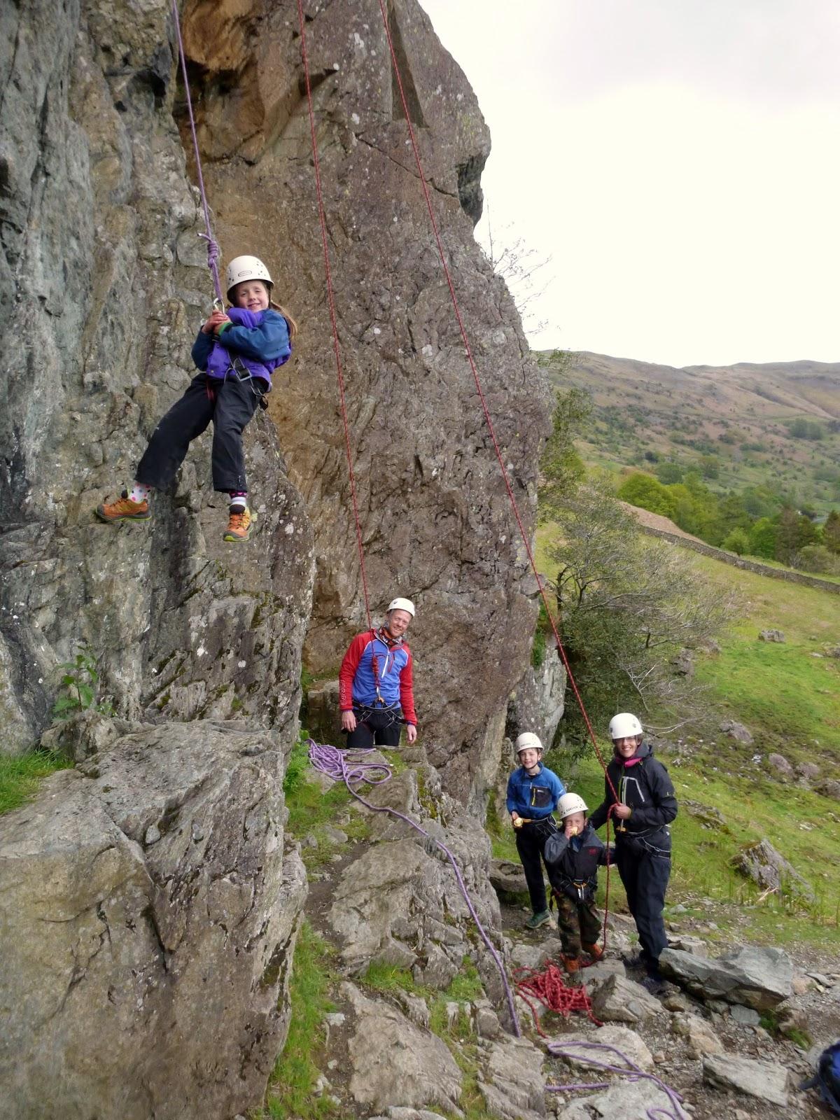Outdoor Courses for Scrambling, Climbing, Kayaking & Mountain ...