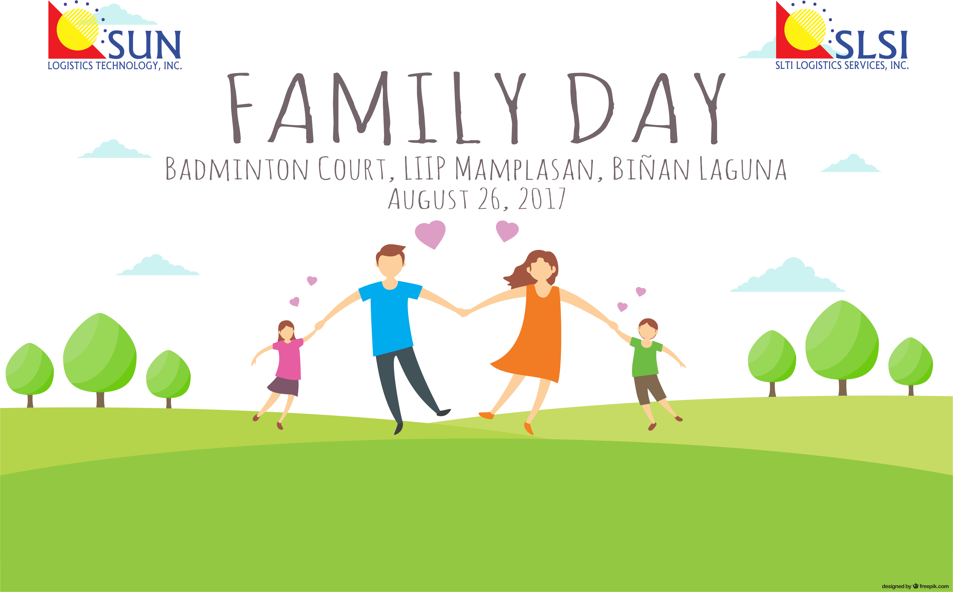 Family Day 2017 – Sun Logistics Technology, Inc.