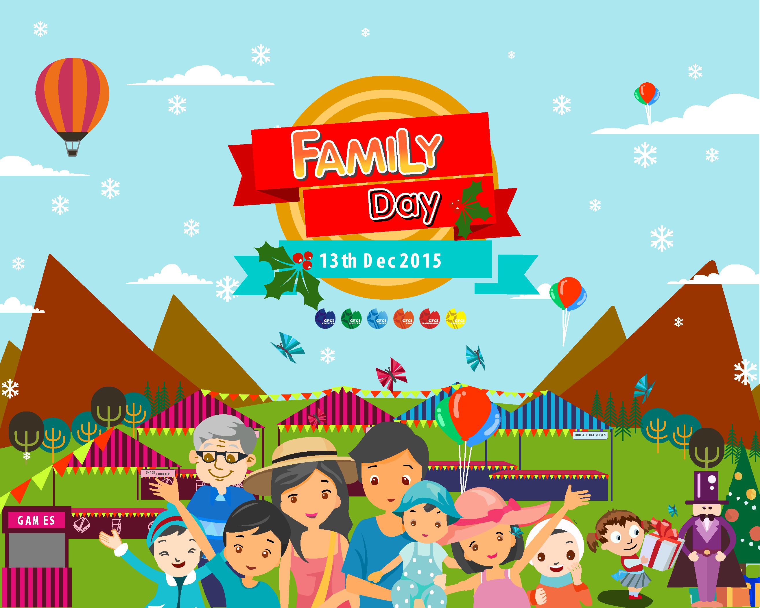 Family Day 2015 | COUPLES FOR CHRIST INDIA
