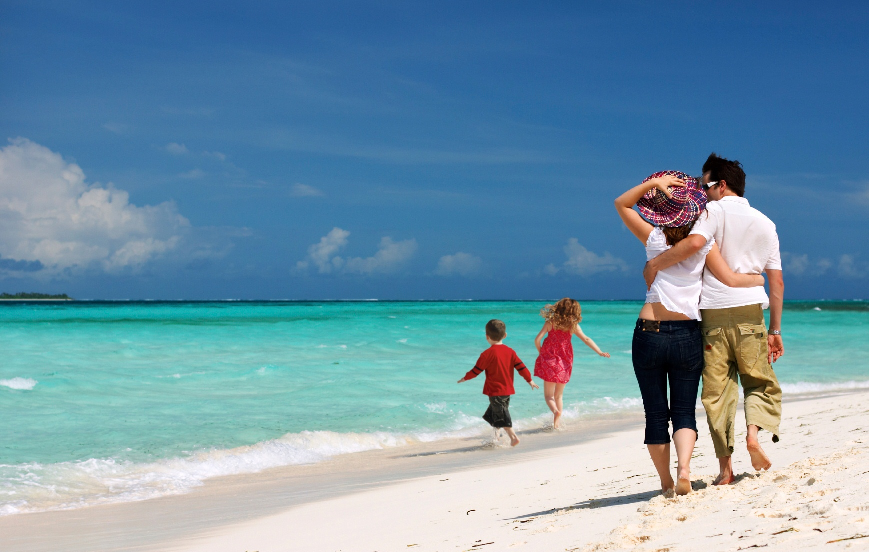 Enjoy your holiday with Family