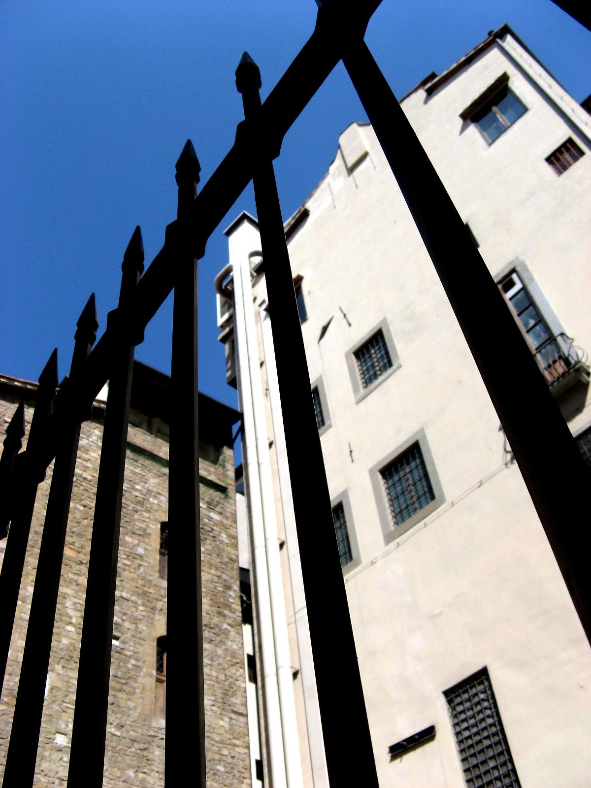 Fancy fence, Bspo06, Building, Contrast, Fence, HQ Photo