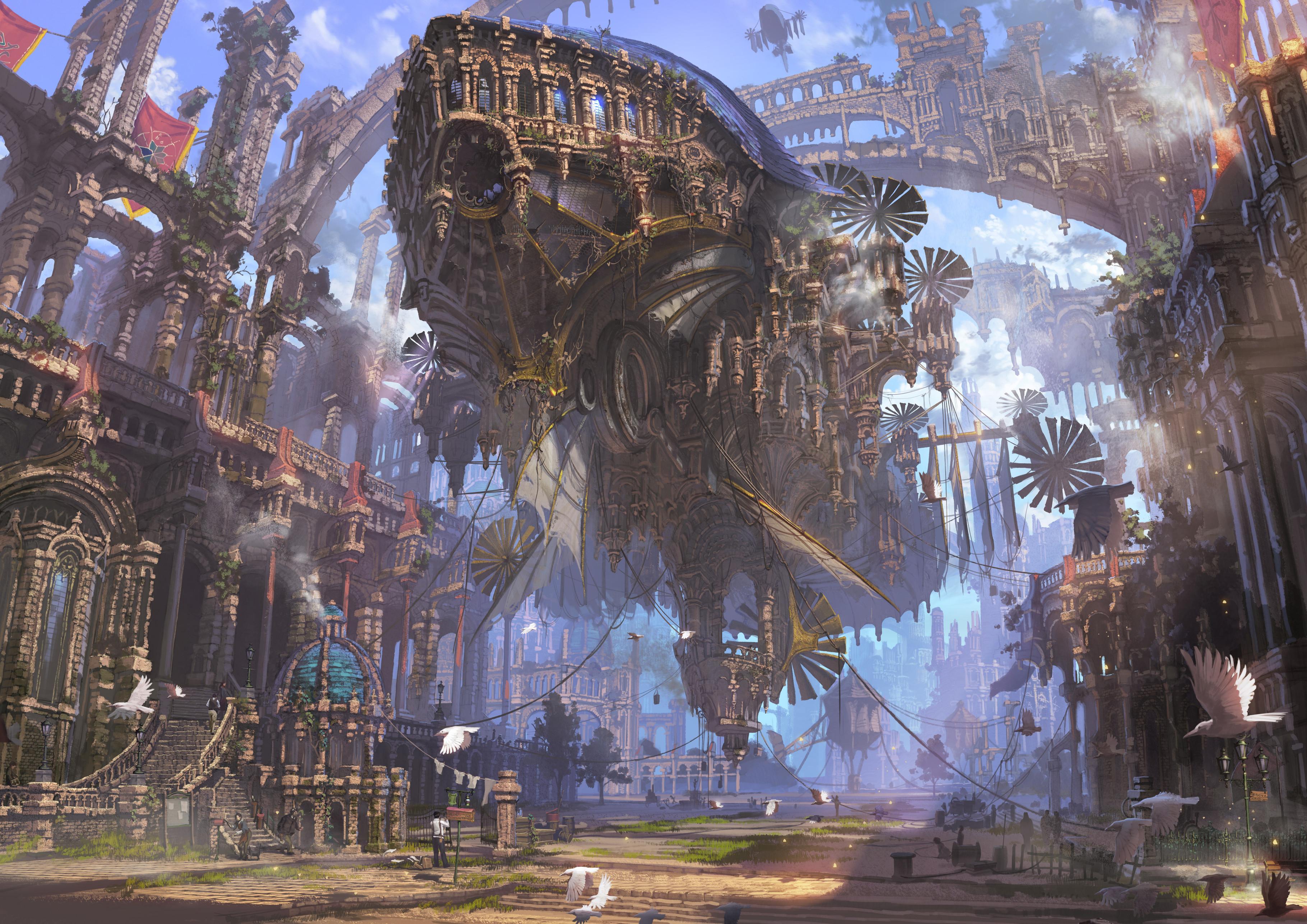 Fantasy Wallpaper Dump... Take a wallpaper, leave a wallpaper ...