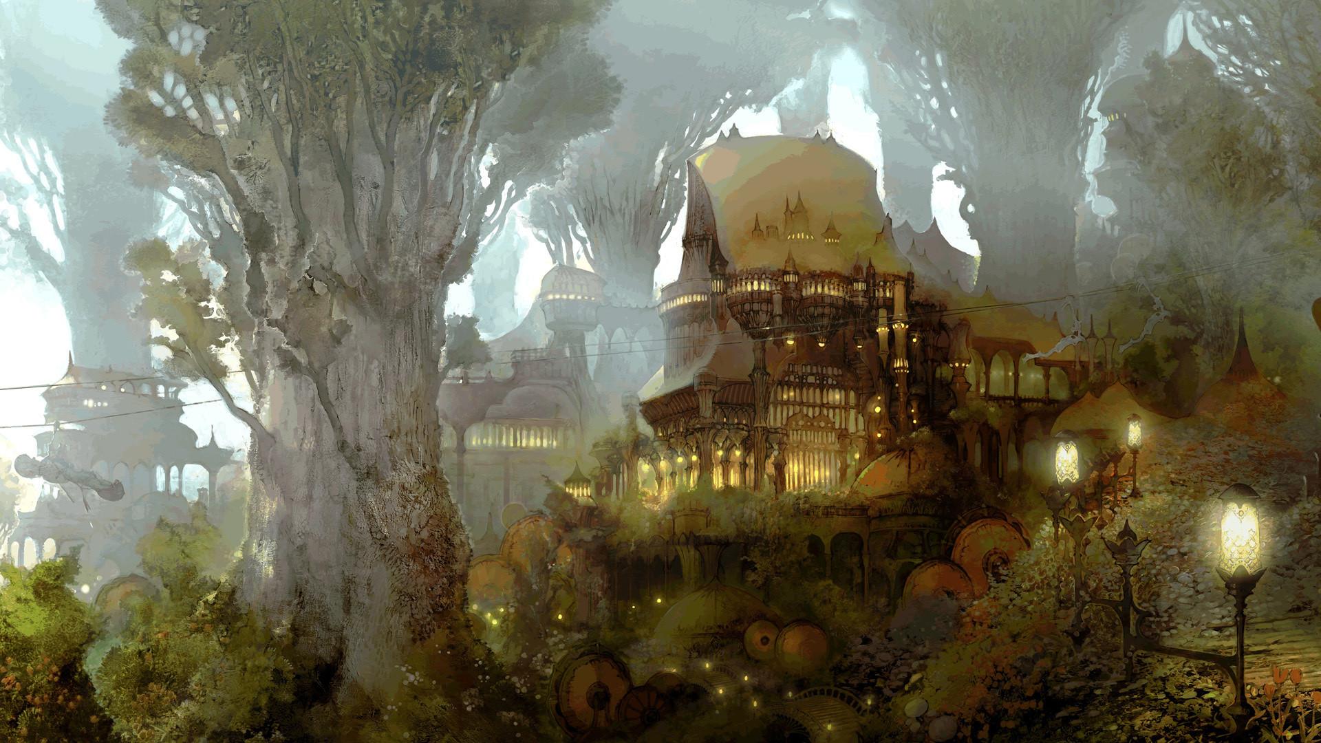 Dreamy & Fantasy Fantasy Desktop wallpapers (Desktop, Phone, Tablet ...