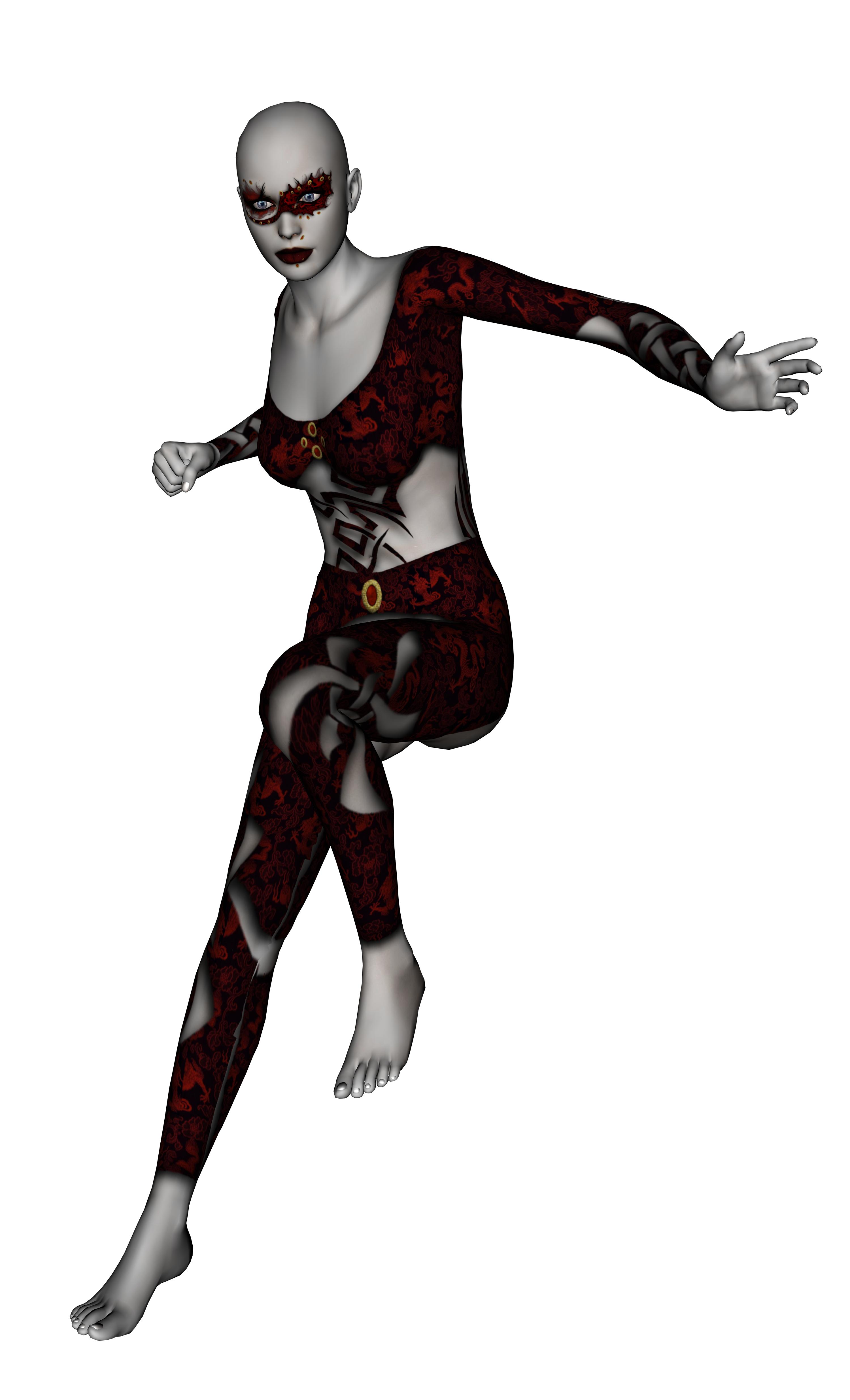 Fantasy Woman 2, 3d, Fantasy, Female, Render, HQ Photo