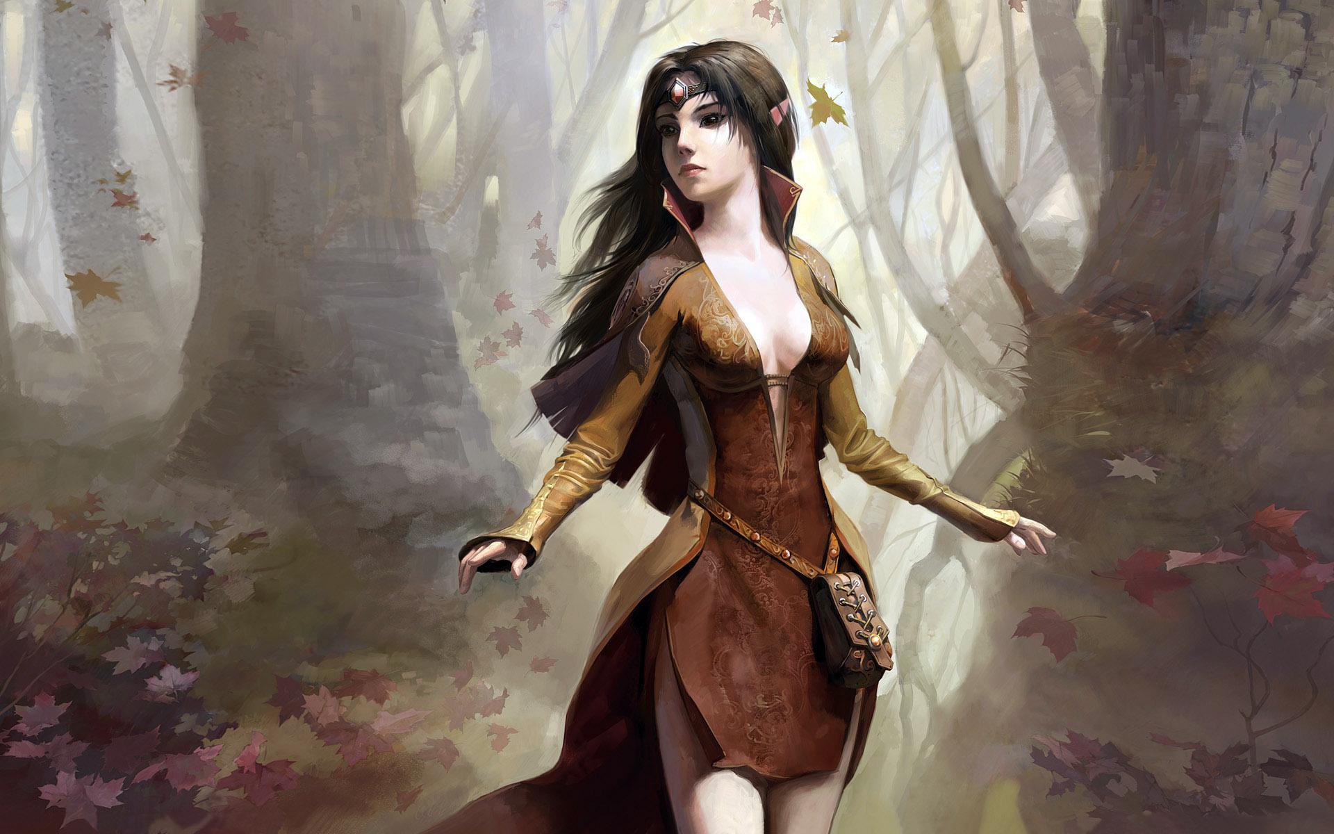 Fantasy Girls Fantasy Girl 3 wallpapers (Desktop, Phone, Tablet ...