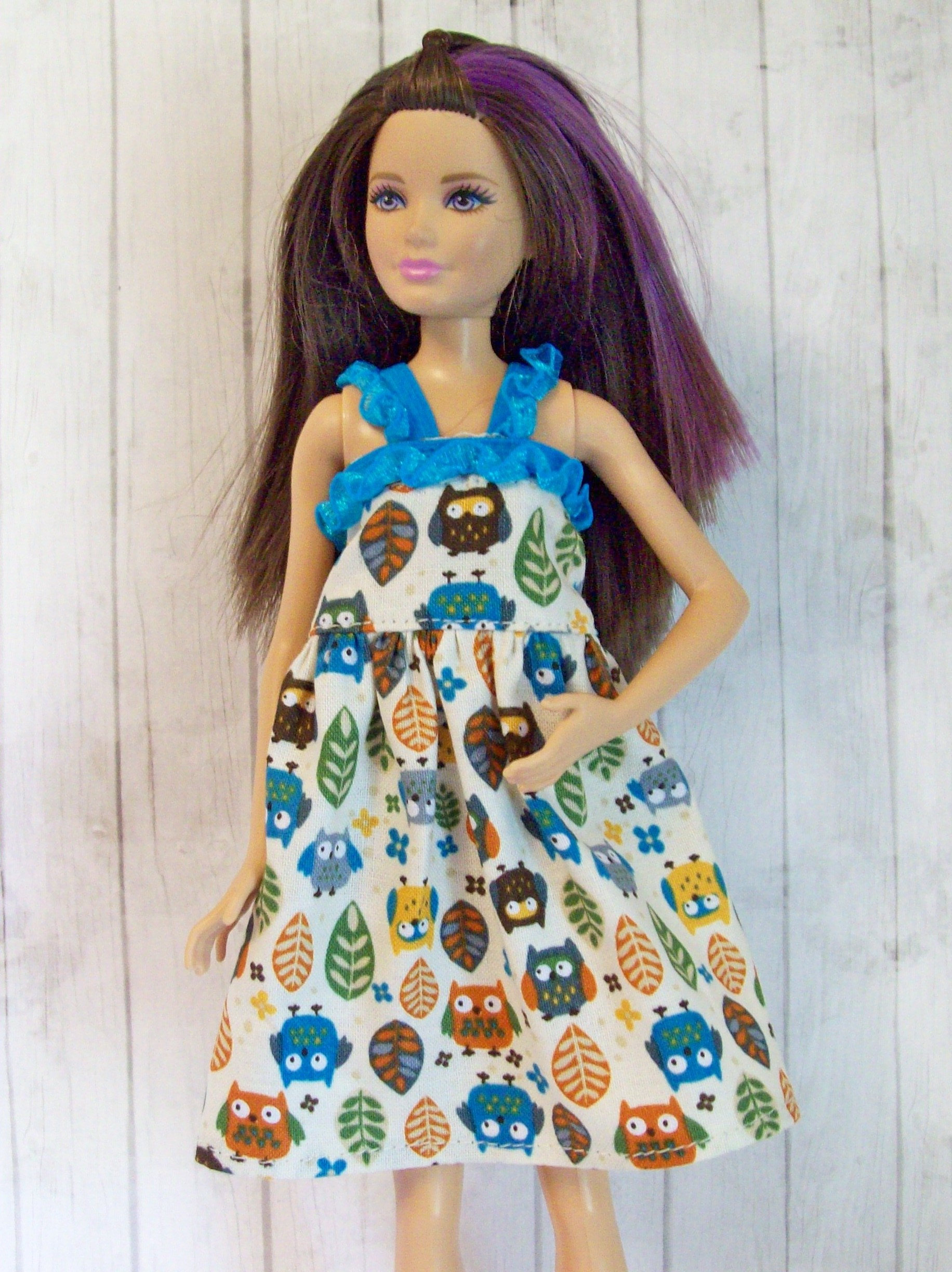 Fashion handmade doll photo