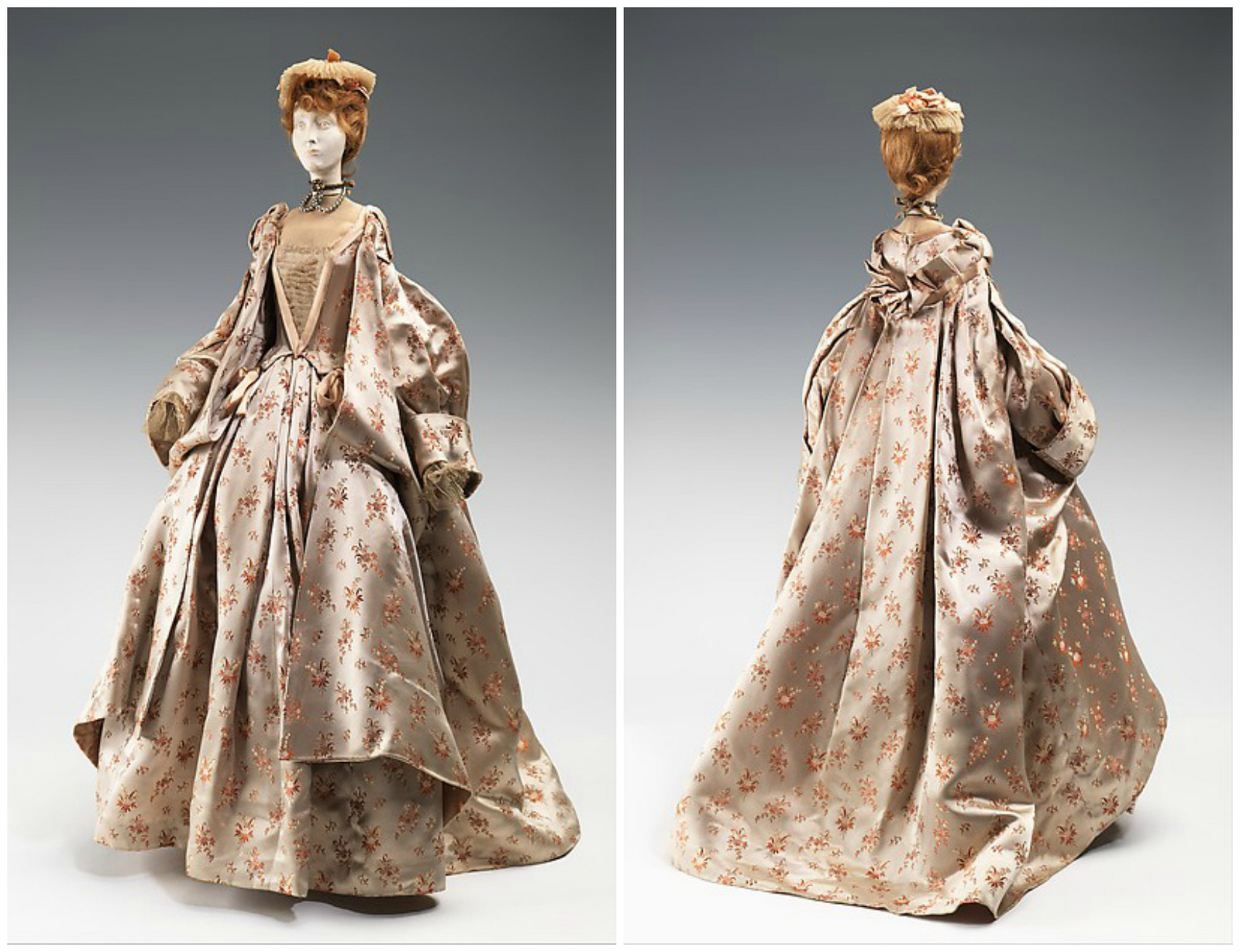20 Handmade Dolls Tell the History of Fashion – 5-Minute History