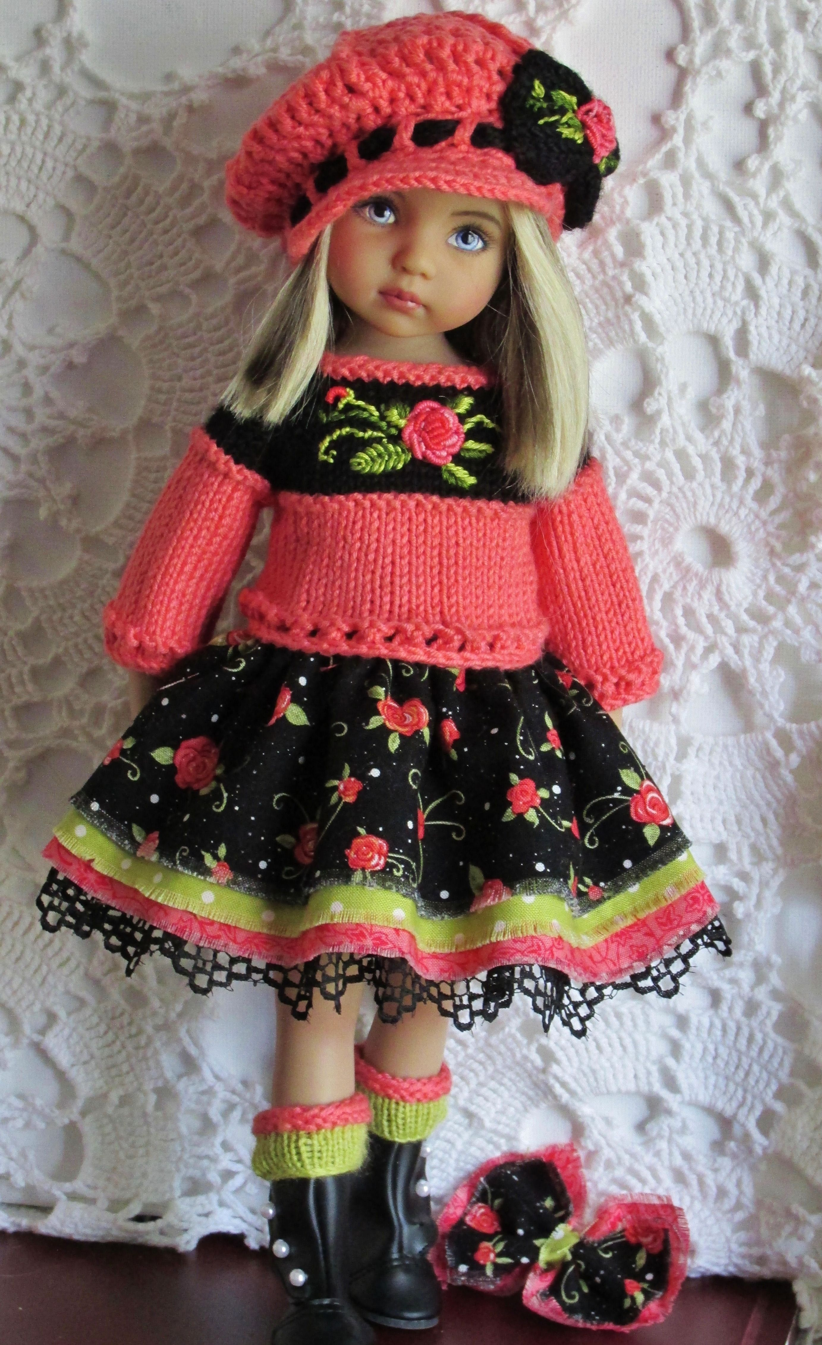 Handmade By Kalypso's Doll Boutique Ebay:Kalyinny | Effner Little ...