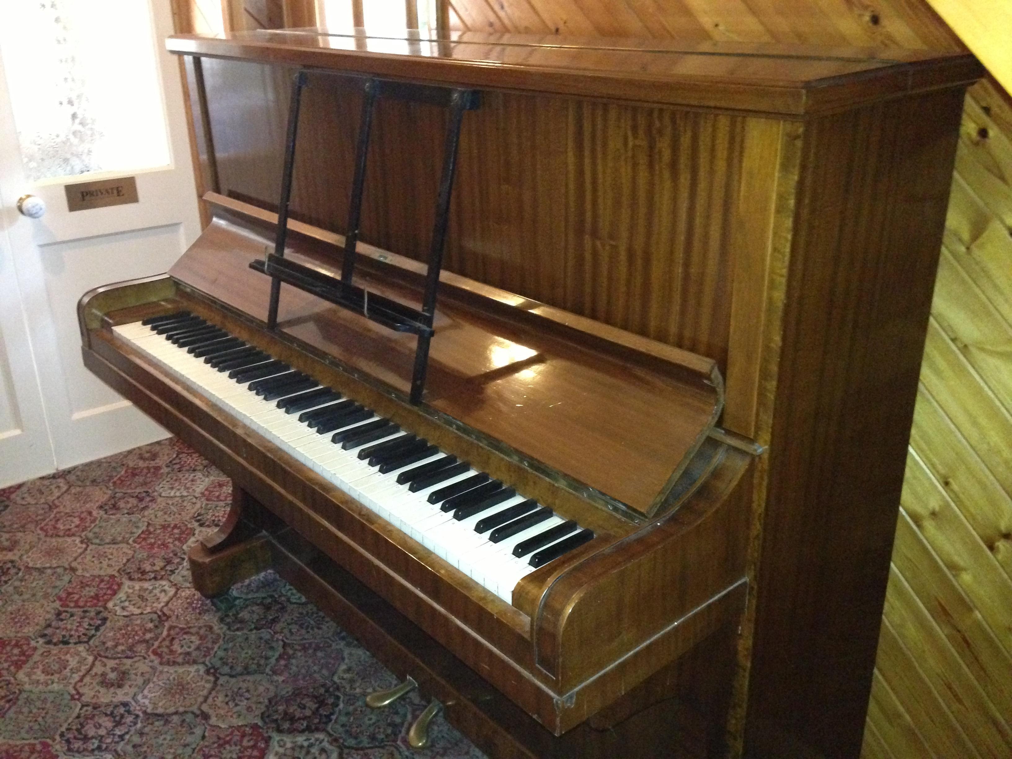 Unknown F Dorner & Sohn Upright piano for sale in Riccall, York