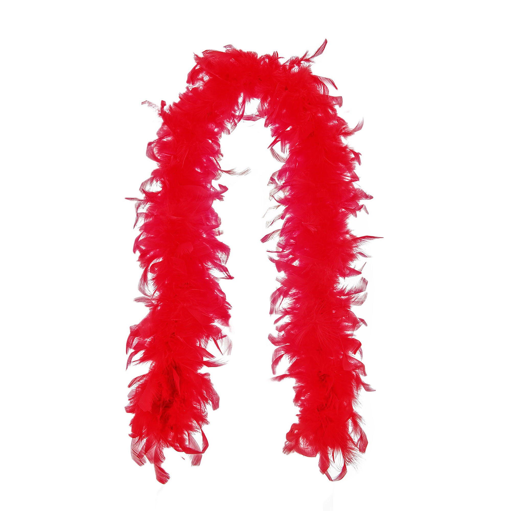 Red Feather Boa | Claire's