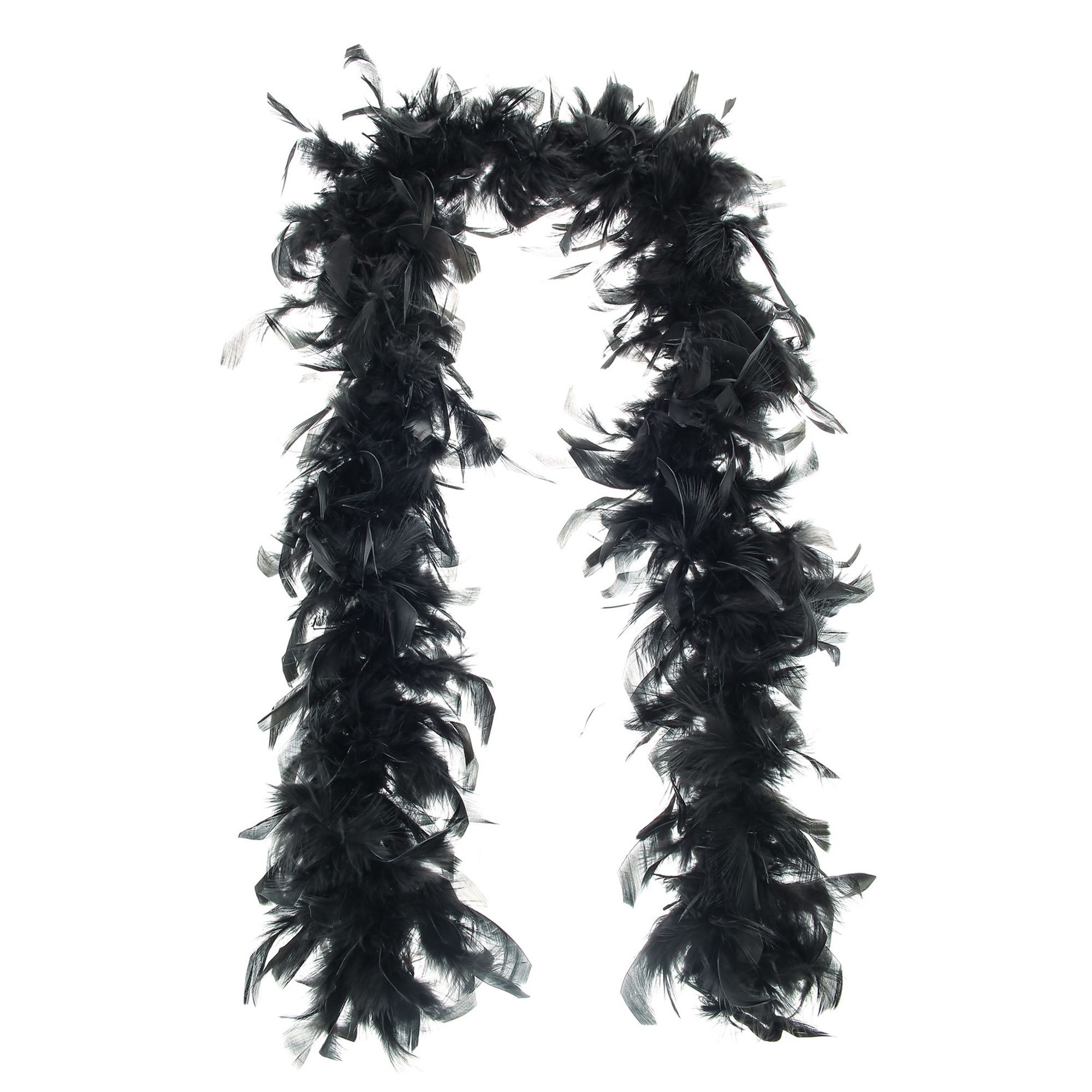 Black Feather Boa | Claire's