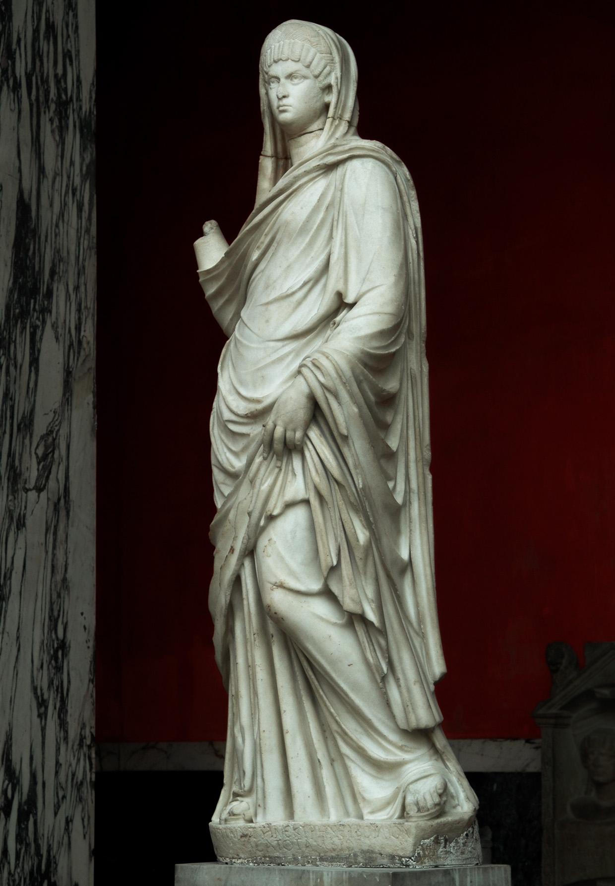 Free Photo Statue Of Roman Art Marble White Free