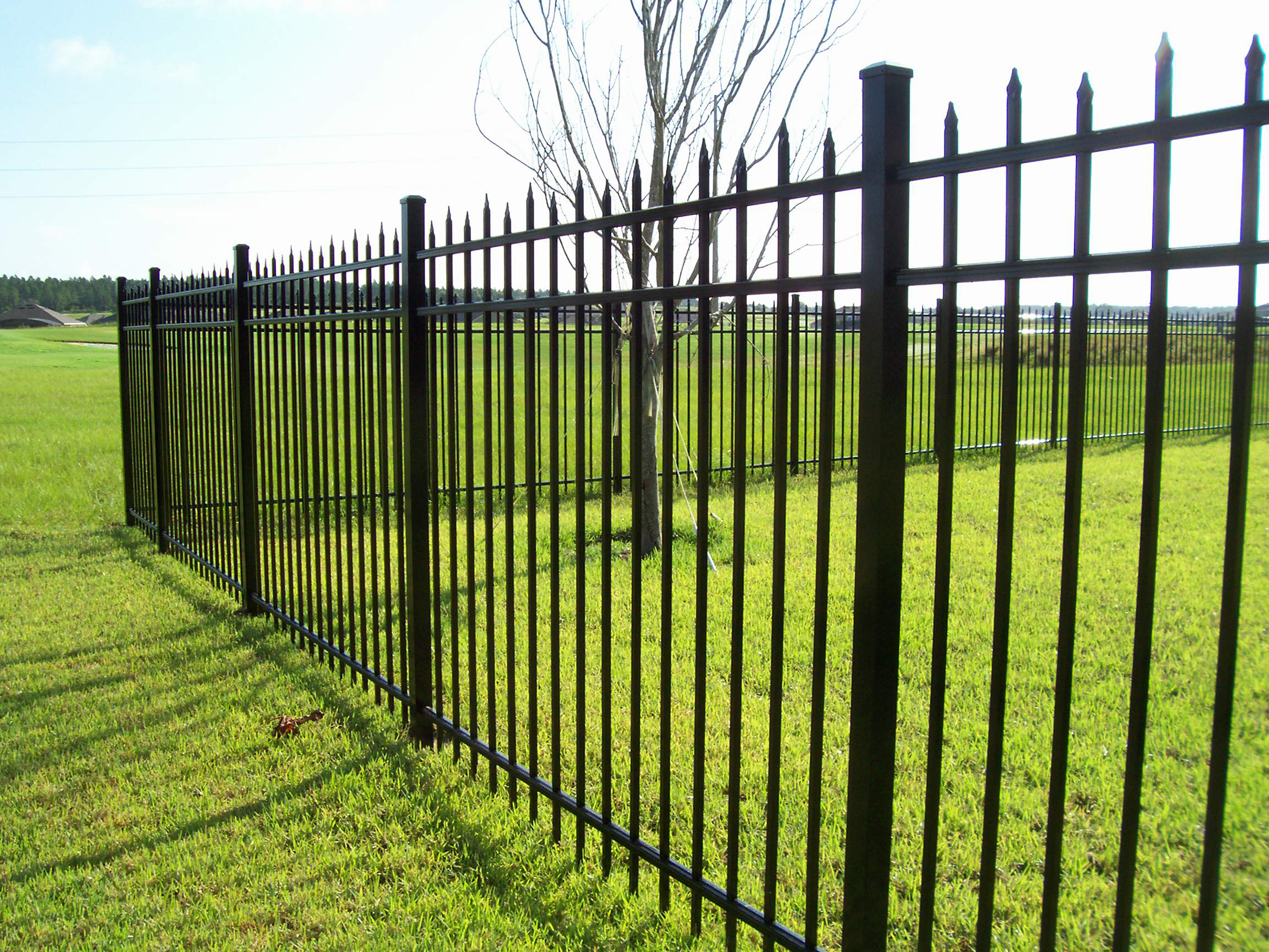 Aluminum Fencing | Fence Geeks | Wrought Iron Fences, Gates, and ...