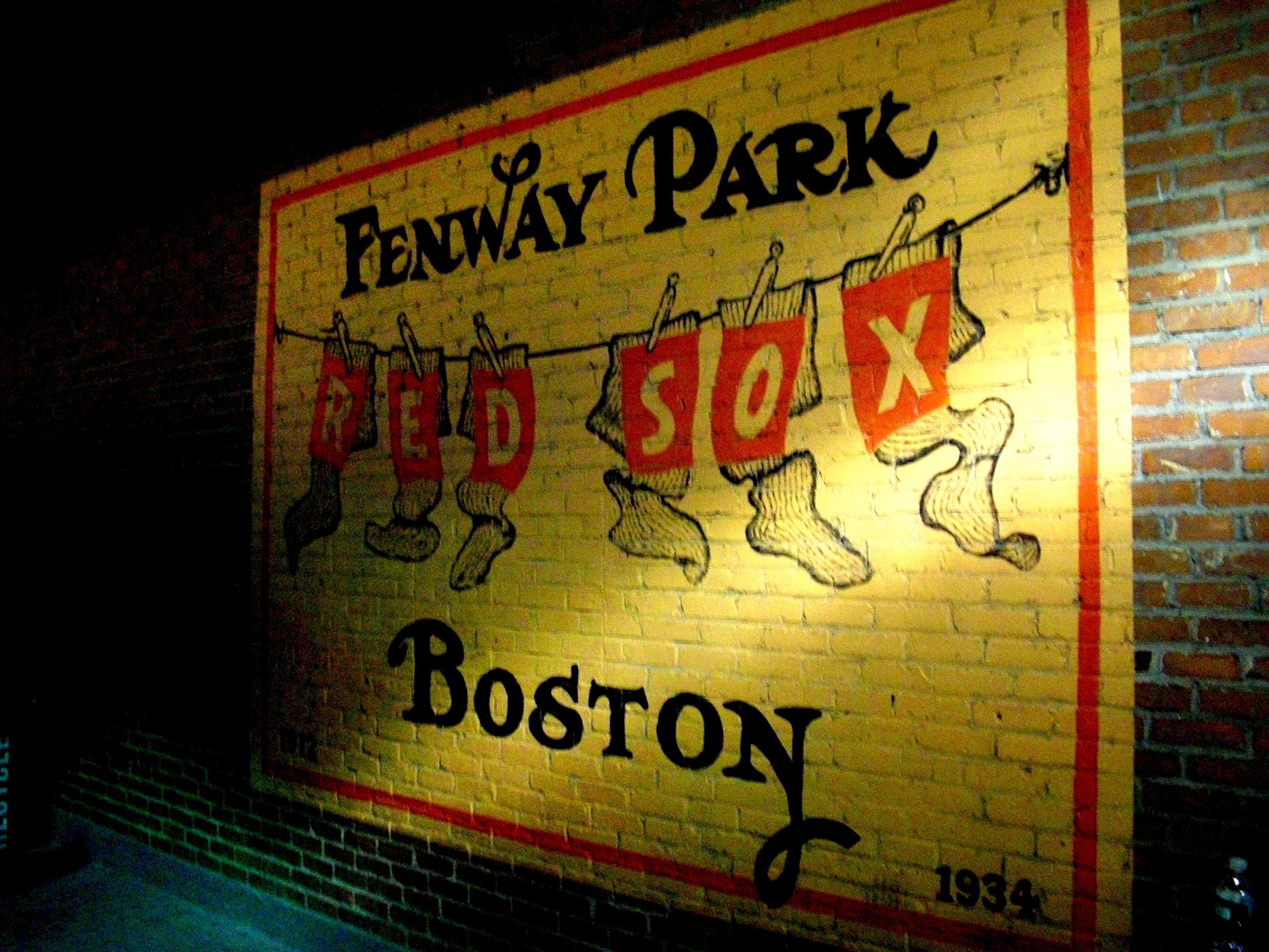 Free photo: Fenway Baseball Game - Sign, Redsox, Sports - Free ...