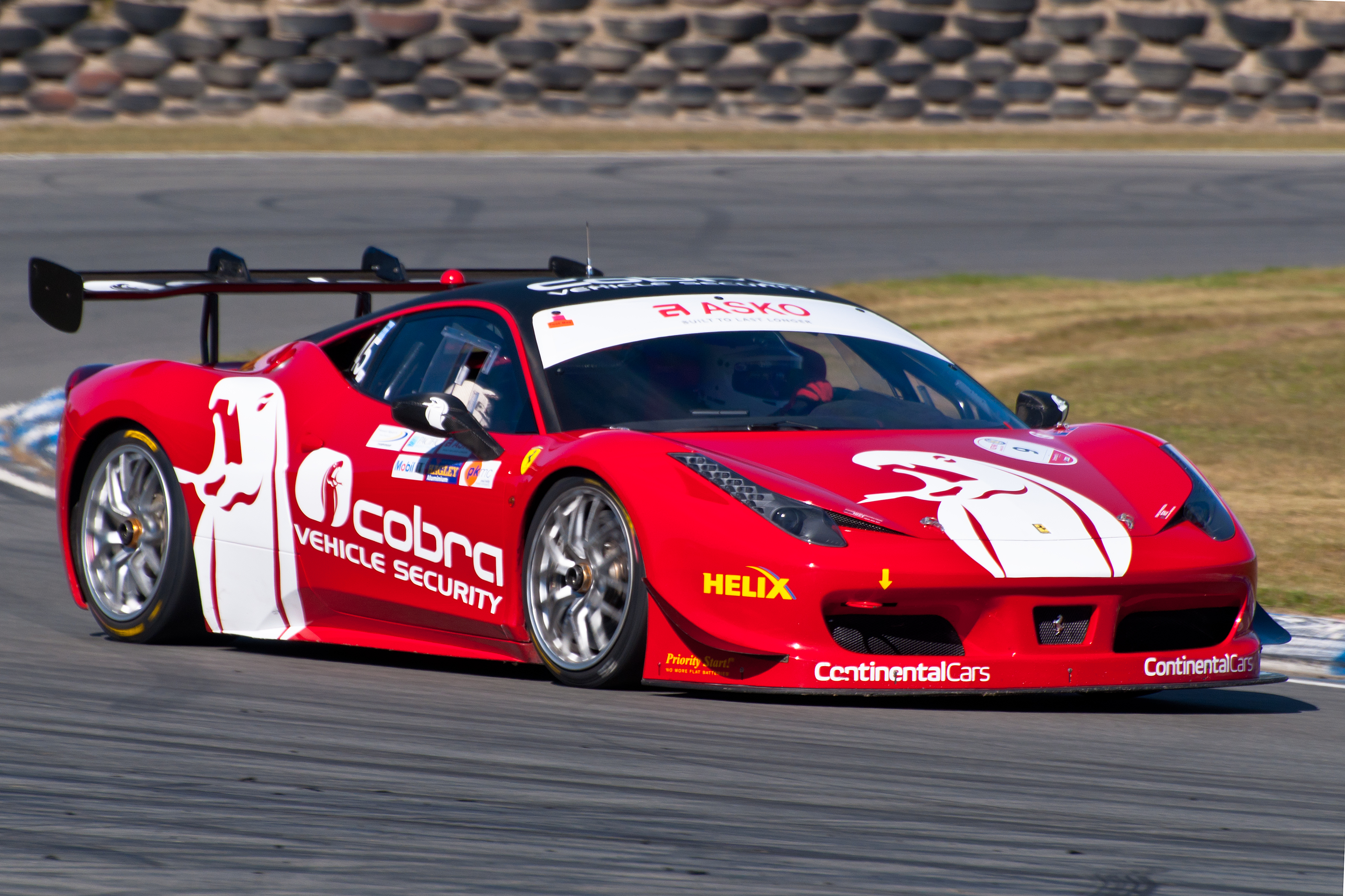 Ferrari 458 Challenge, Car, Challenge, Ferrari, HQ Photo