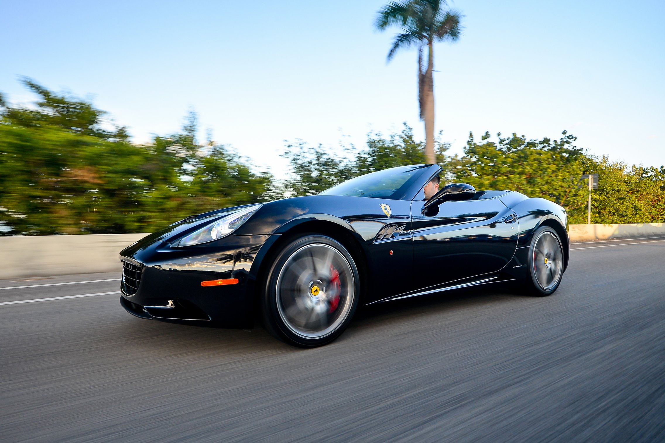 Ferrari California Rentals: Rent a Ferrari California in Miami, Florida.