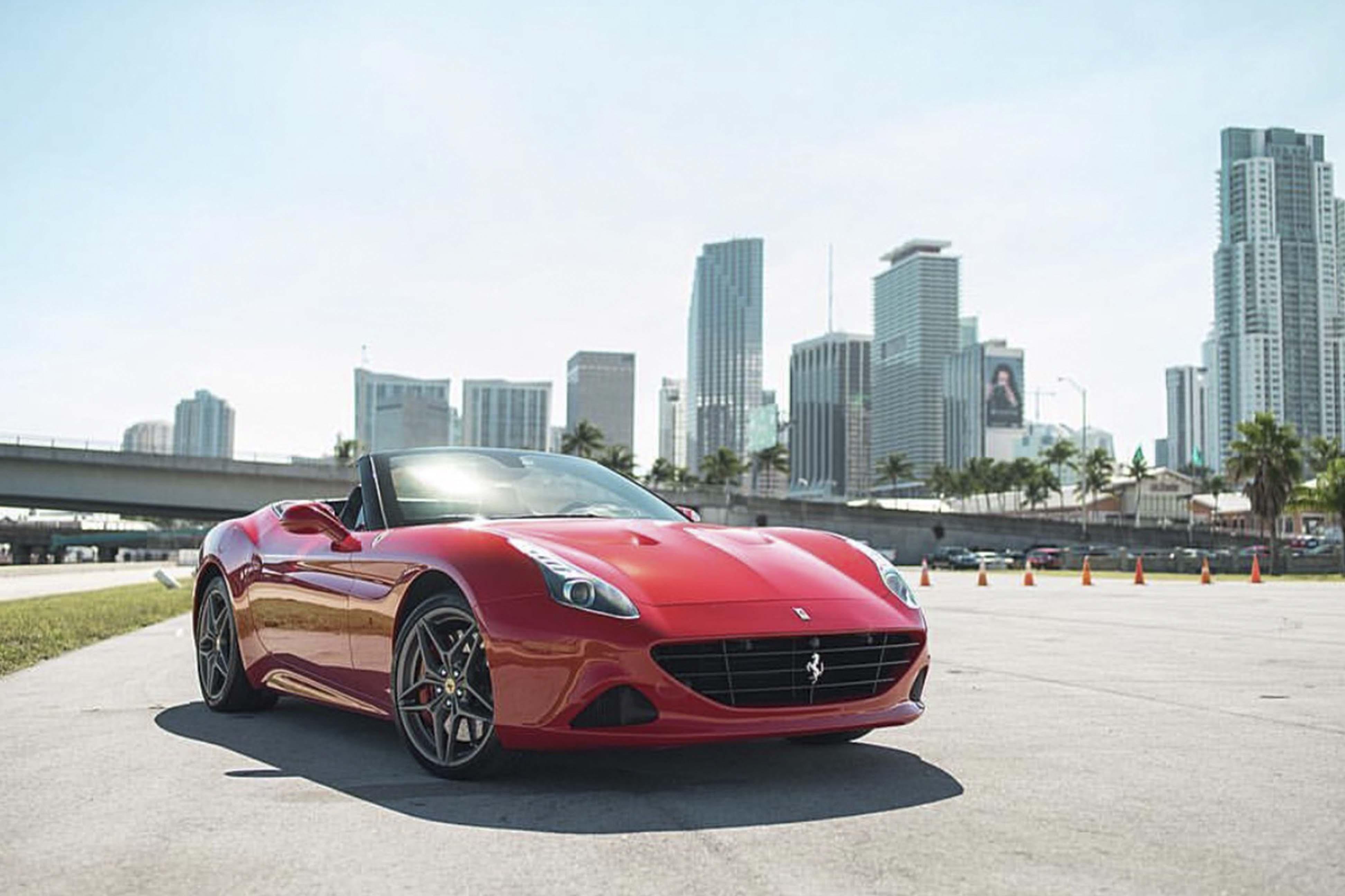 Ferrari California Turbo – Onic Car Rentals