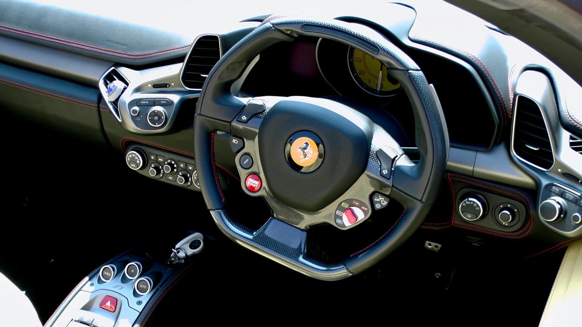 Ferrari Steering Wheel Wallpaper  X Px Hdwallsource Com Ferrari Steering Wheel Dashboard Free Stock Photo Public Domain