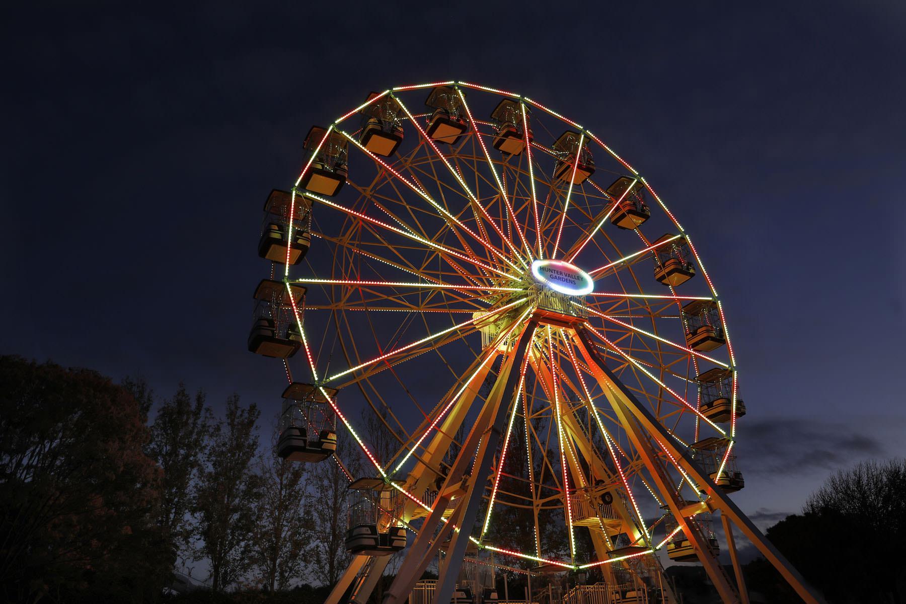 Free photo: Ferris Wheel - Ride, Wheel, Metal - Free ...