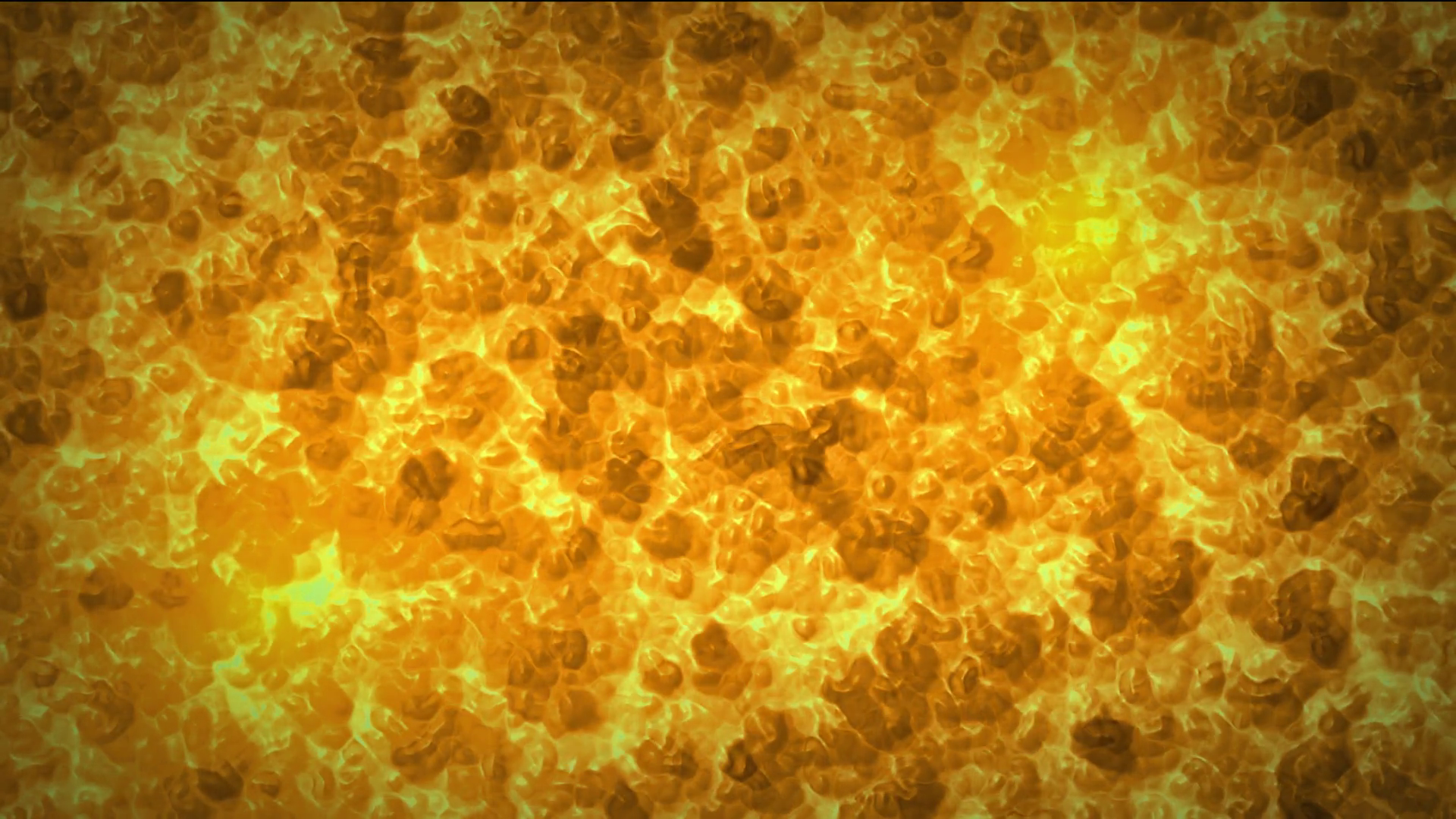 Seamless golden molten grunge fire magma larva background pattern ...