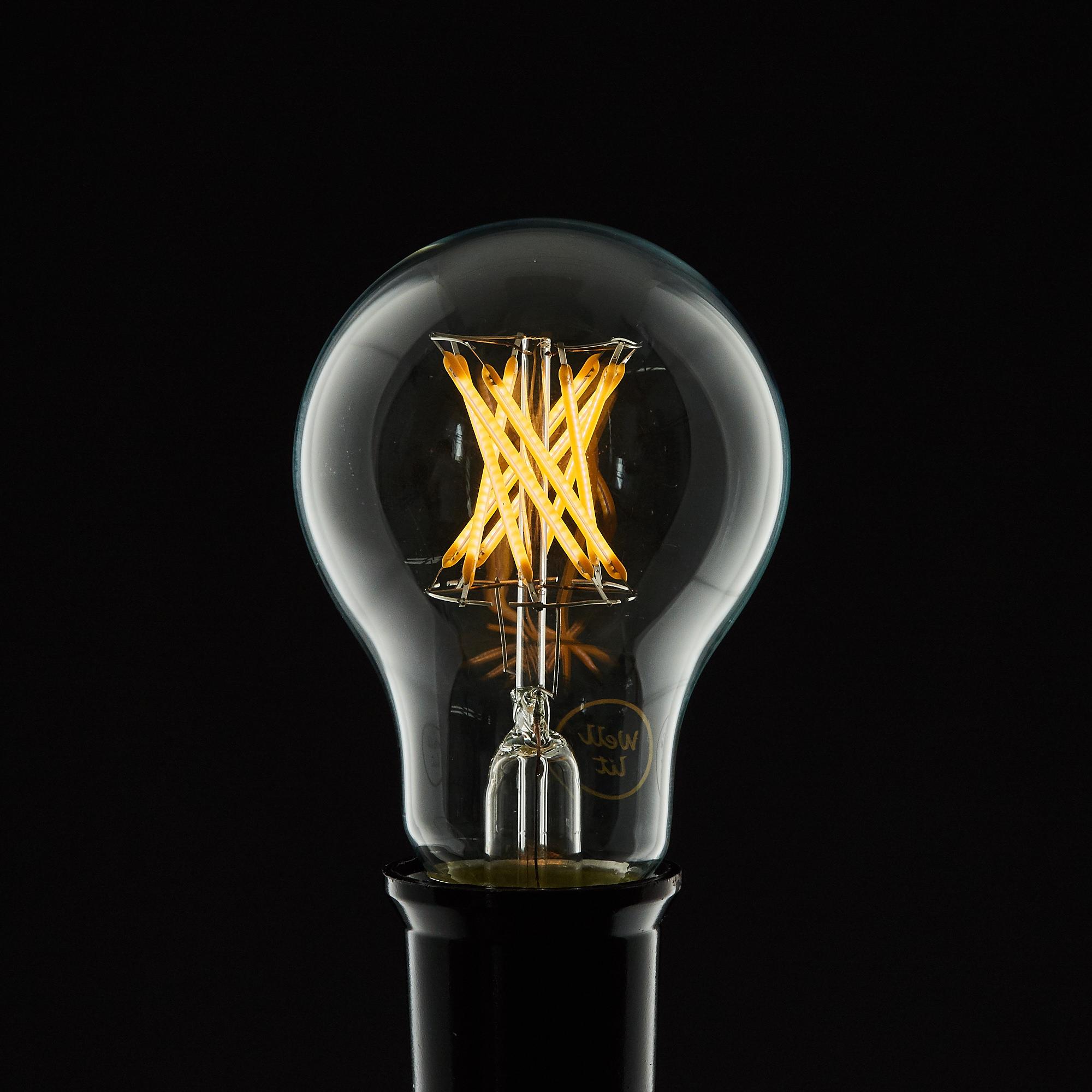 Filament bulb photo