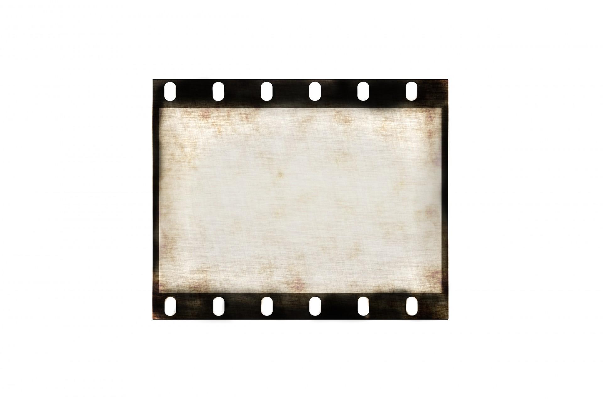 Film strip grunge photo