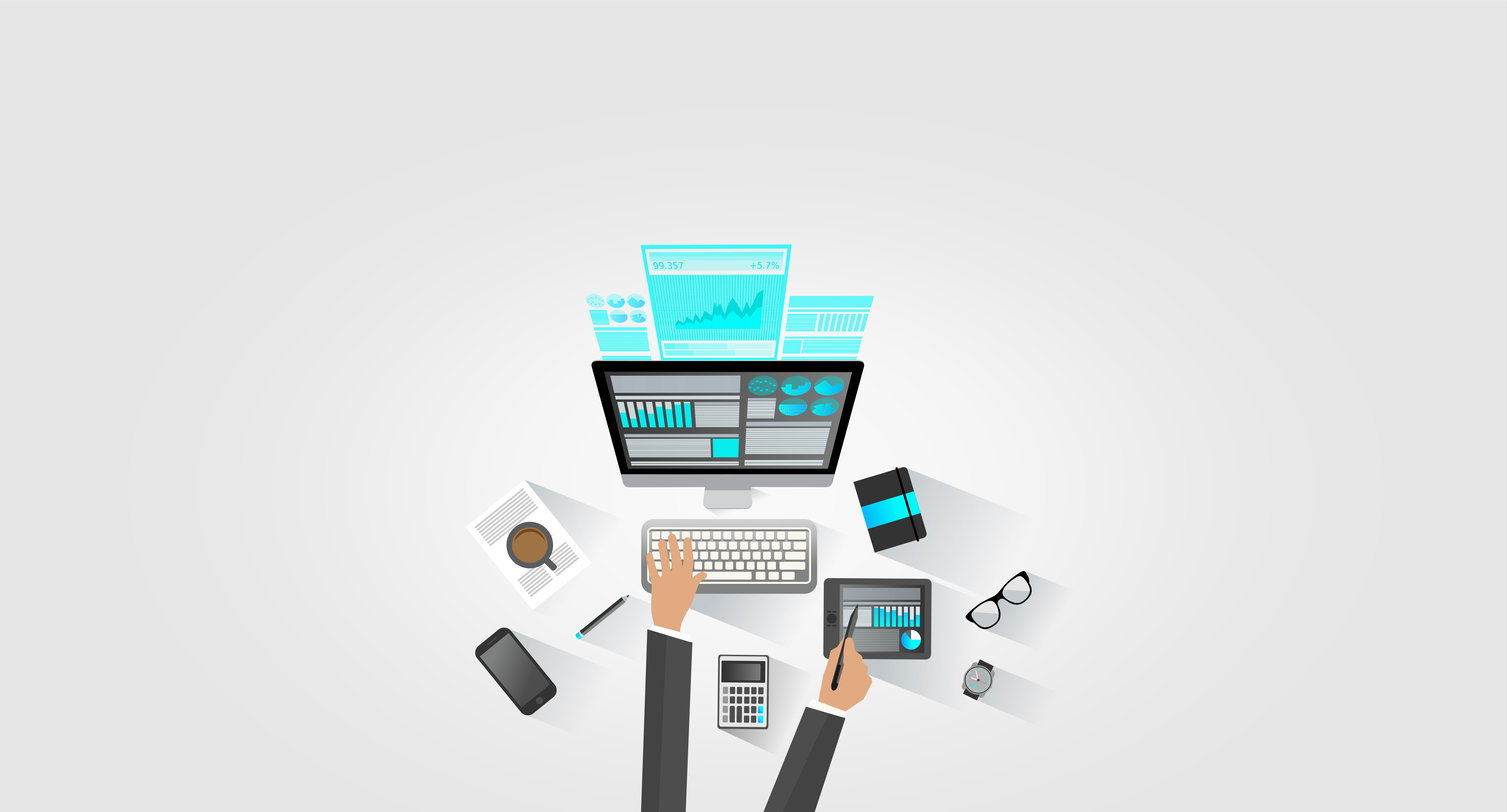 Finance Professional - Broker - Financial Advisor, Account, Laptop, Network, Money, HQ Photo
