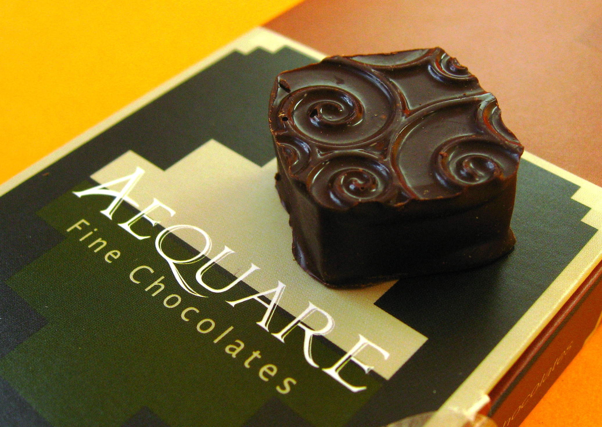 Aequare Fine Chocolates Filled Chocolate Truffles | Koko Buzz