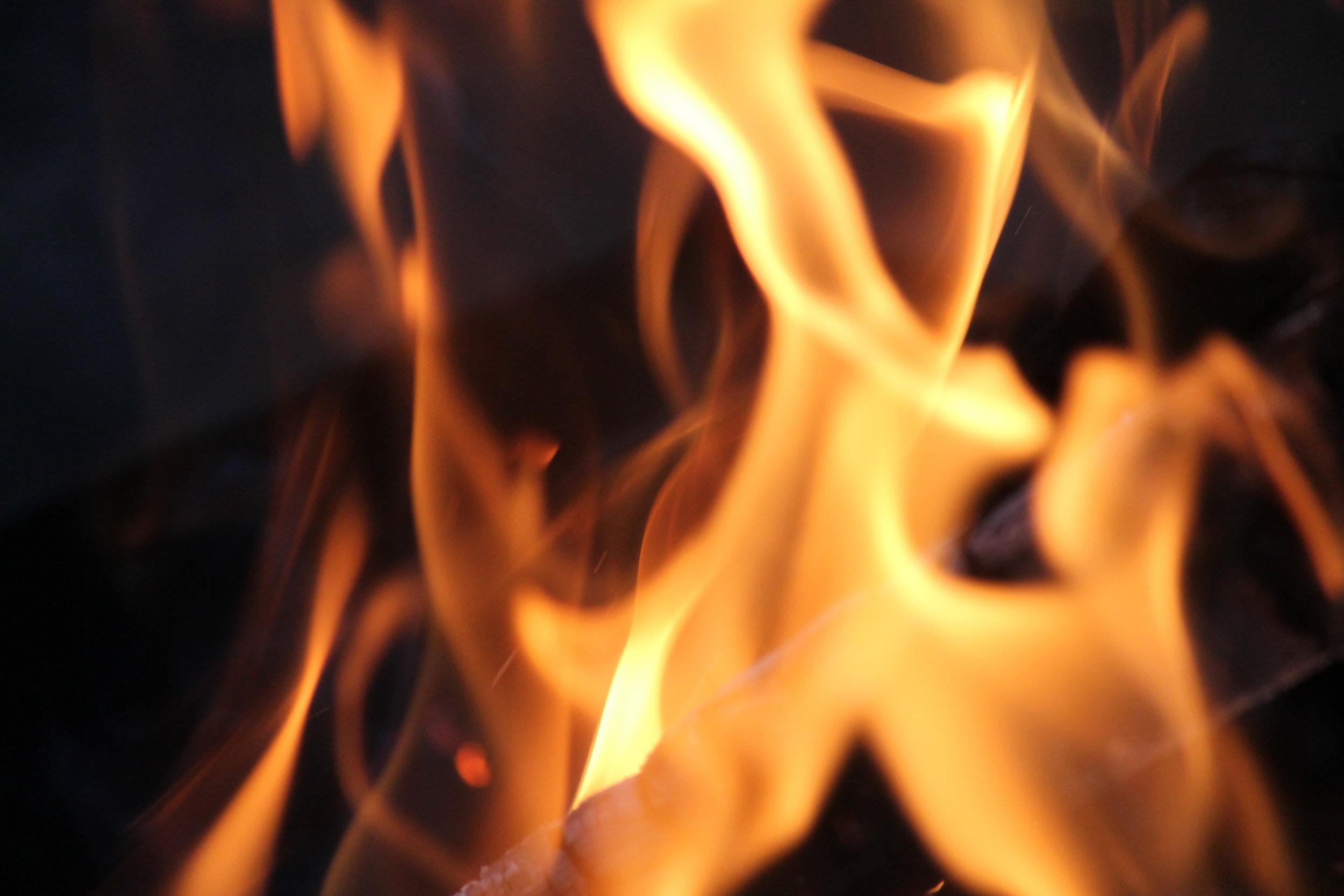 Holy Fire — NFCYM