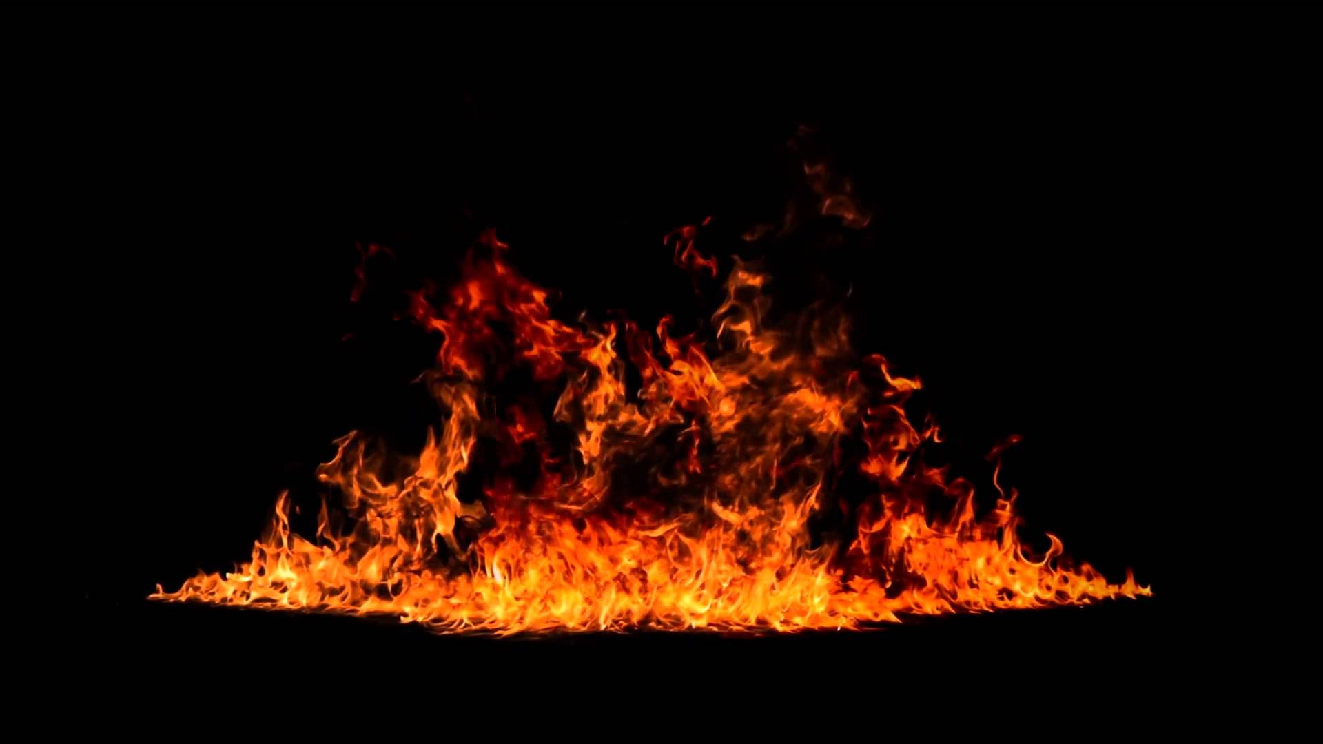 Fire Flames (Free Stock Footage) HD 1080P - YouTube