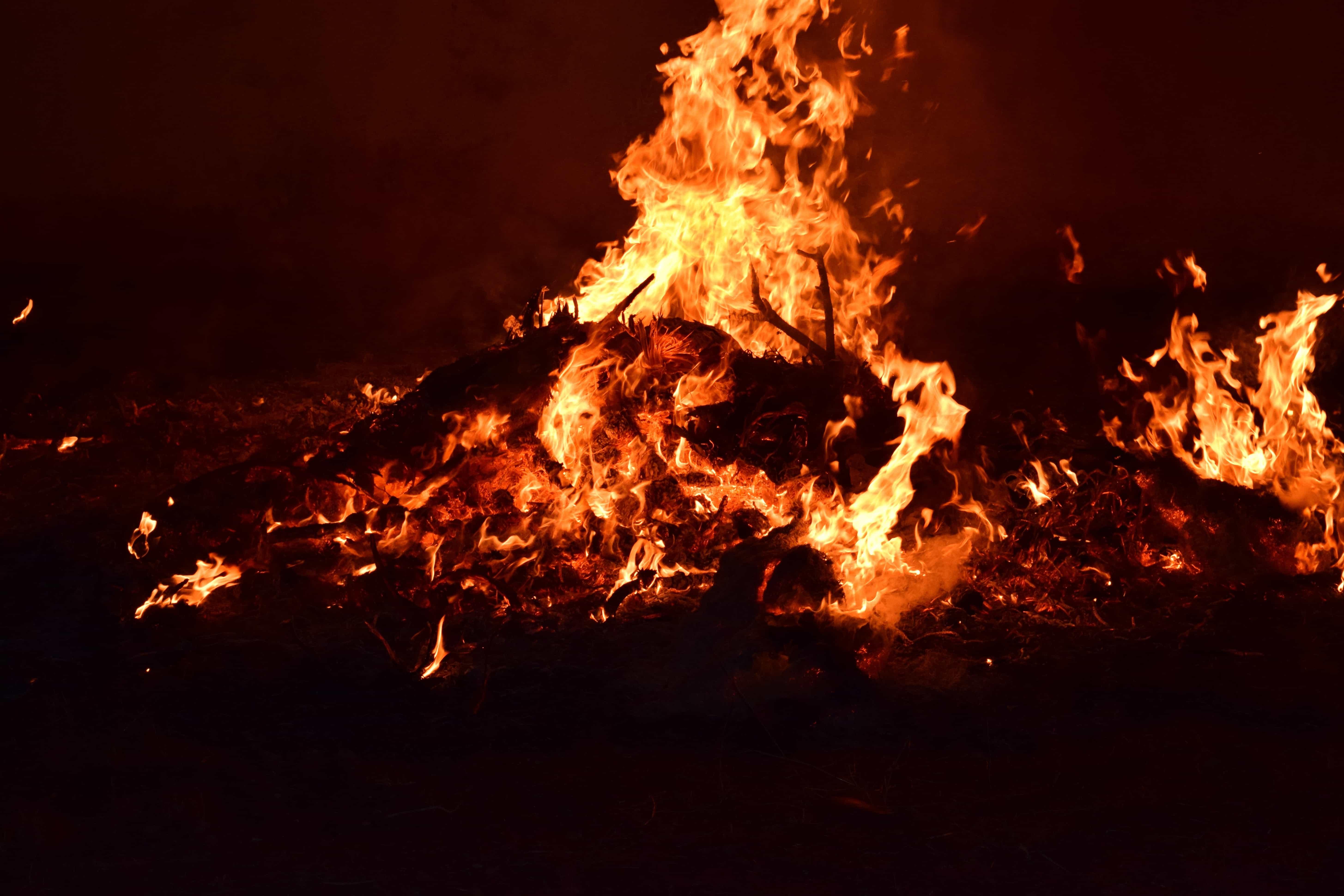 Fire flames free images, public domain images