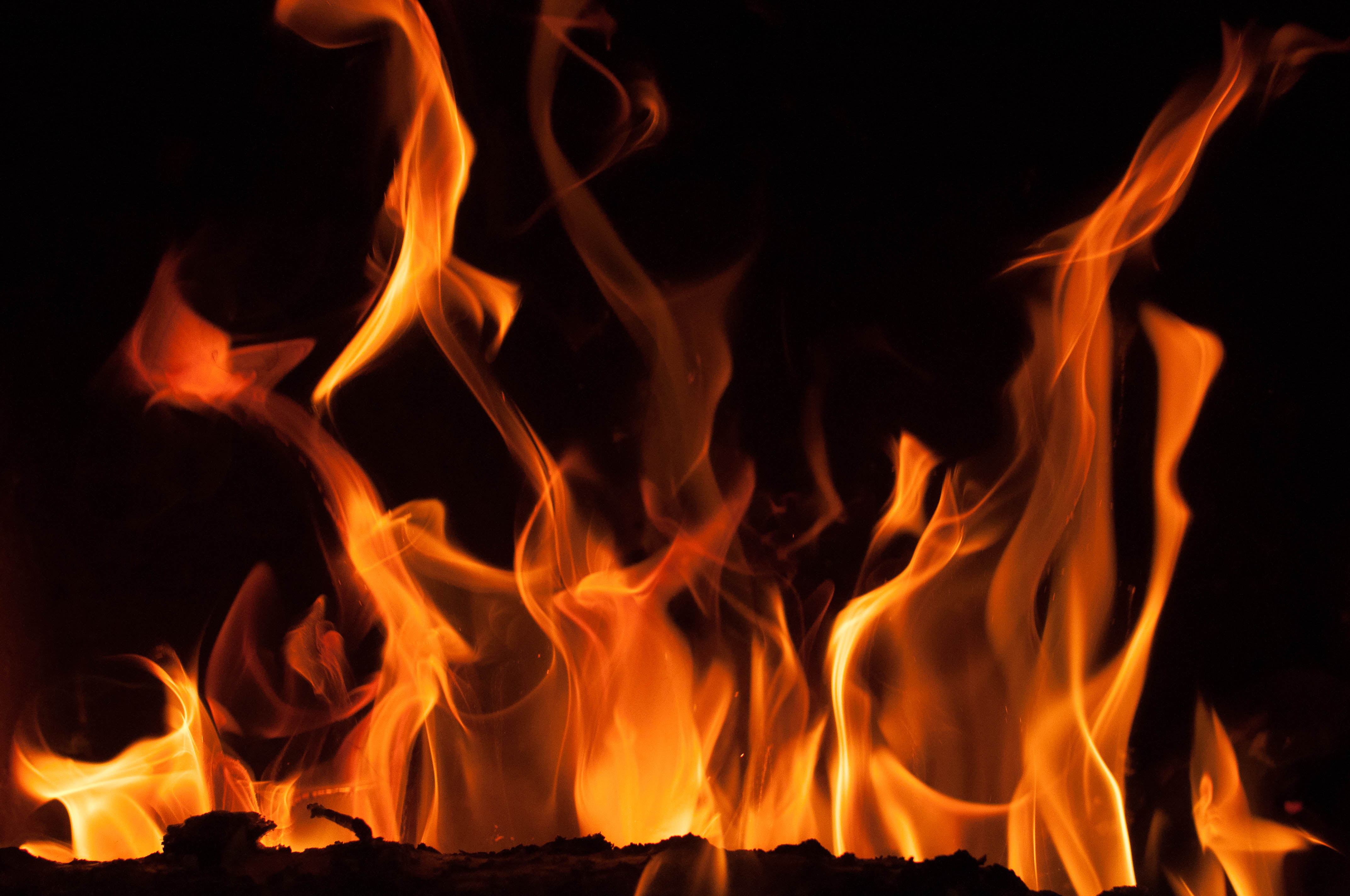 bigstock_115989002_Fire-flames-on-a-black-background.-Blaze-fire ...