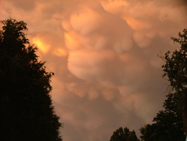 Fire in the Sky, Bspo06, Clouds, Fire, Light, HQ Photo