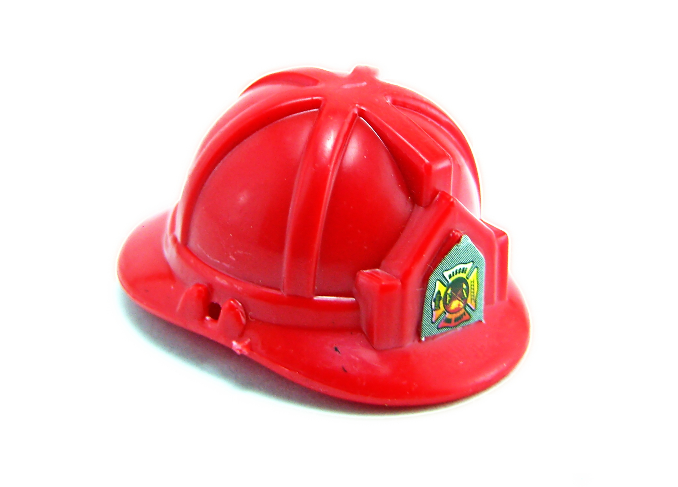 free photo fireman hat toy plastic toy red free download jooinn