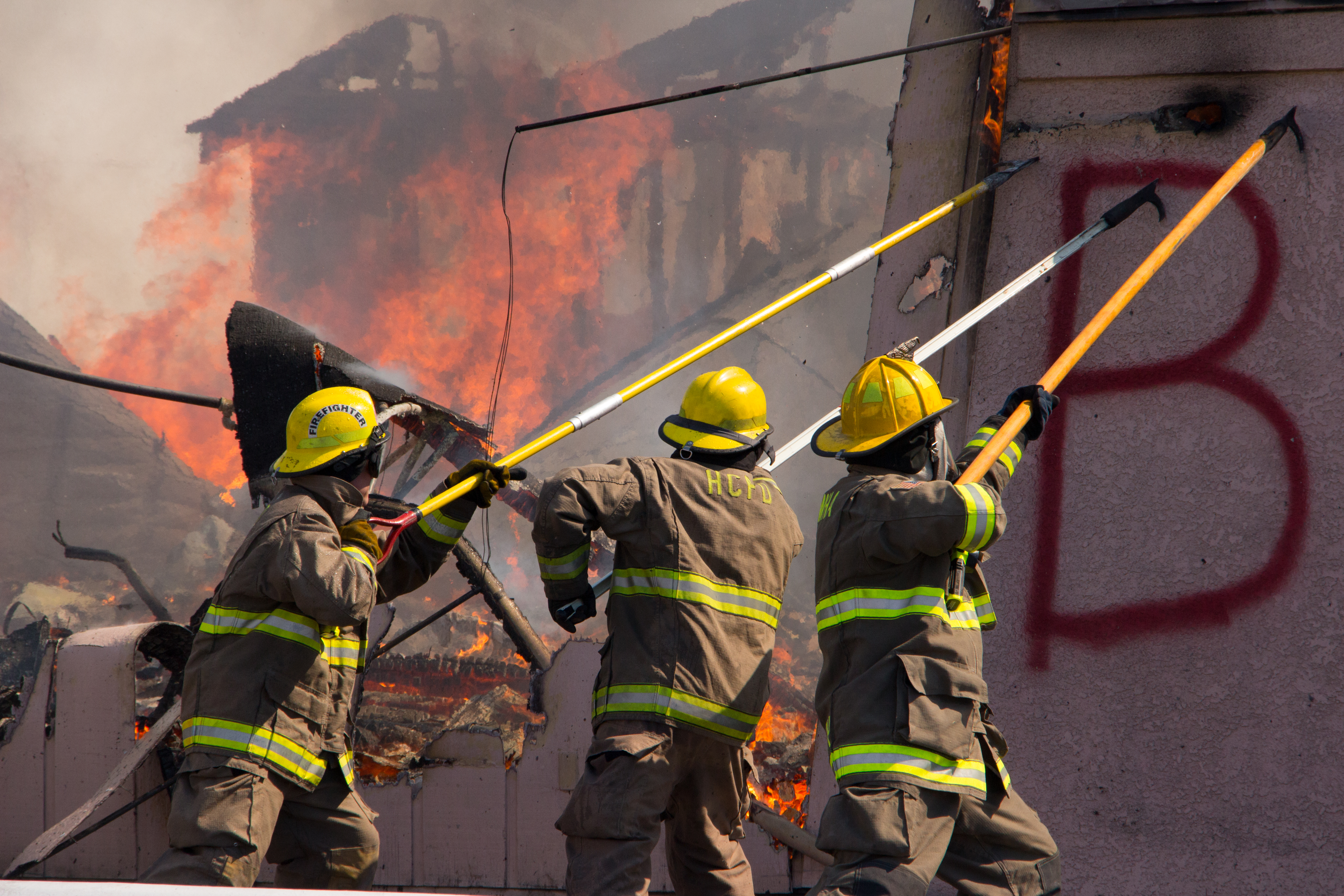 New firefighters start training in Beaufort-Port Royal – Beaufort ...