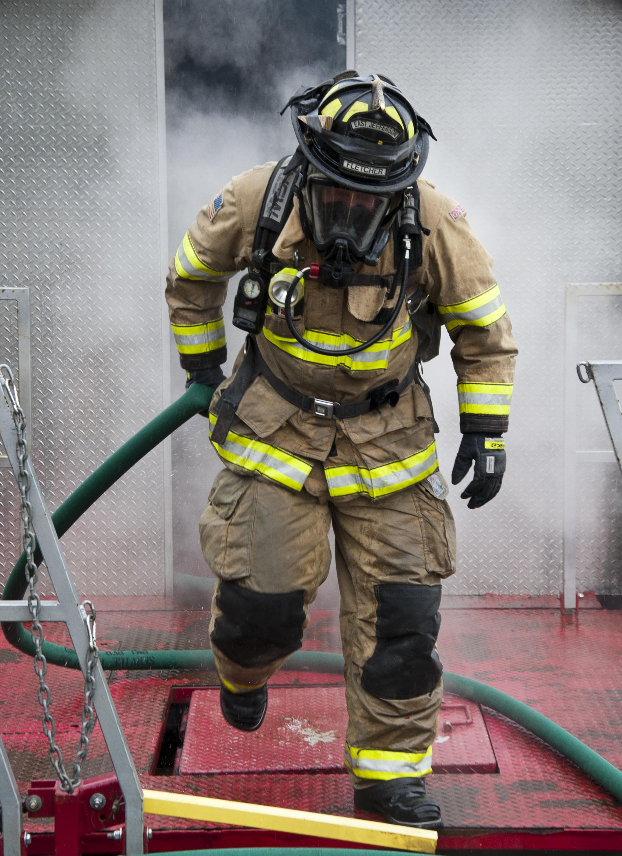 NMII Holds Firefighter Training | Homeport Northwest