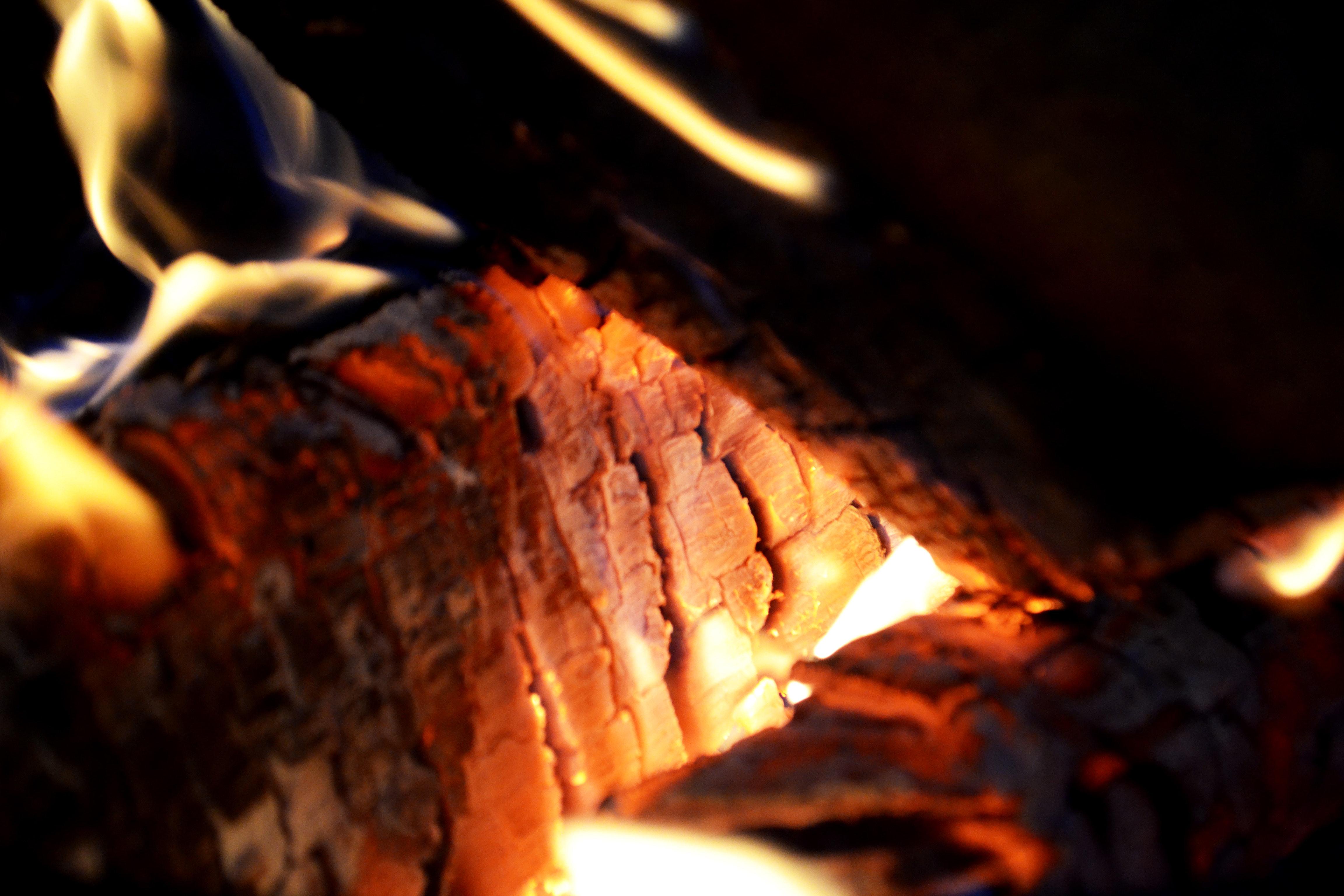Fireplace Illustration, Hot, Ignite, Heat, Glow, HQ Photo