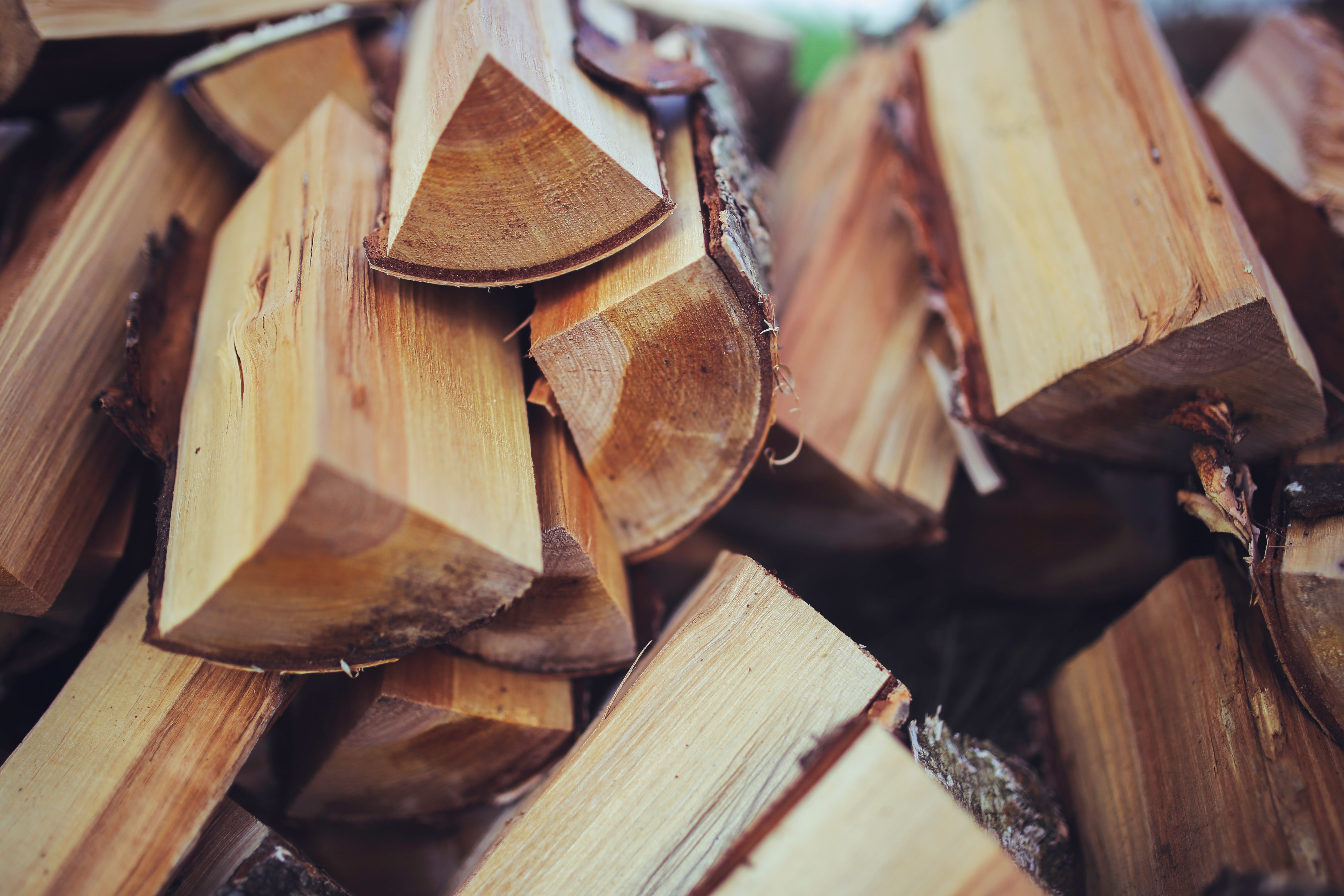 Fireplace Wood, Fireplace, Lumber, Wood, HQ Photo